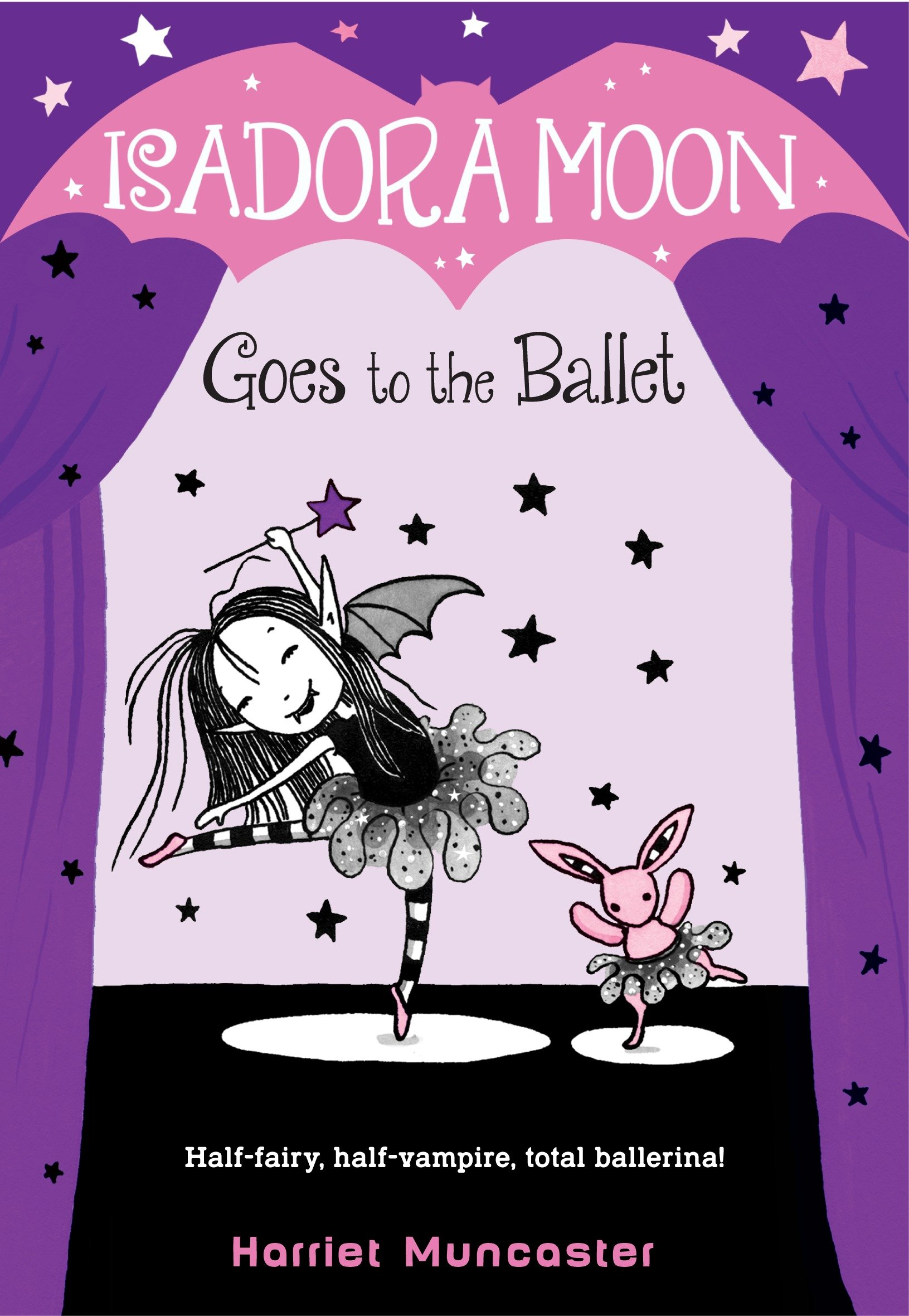 Isadora Moon Goes to the Ballet [electronic resource]
