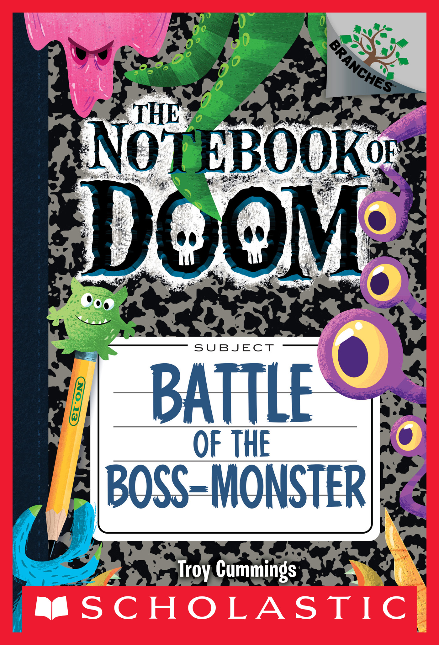 Battle of the boss-monster [electronic resource (downloadable eBook)]