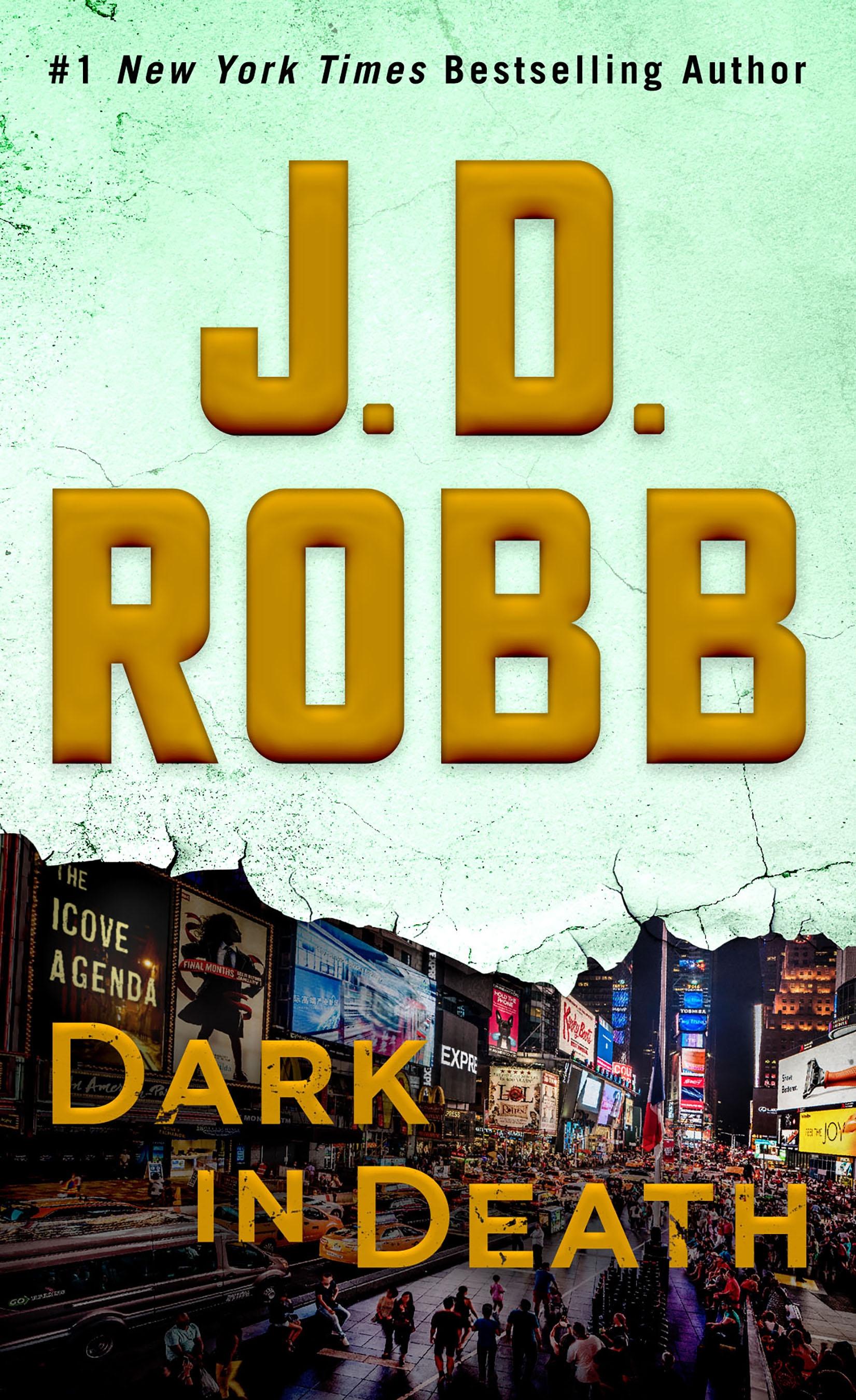 Dark in death cover image