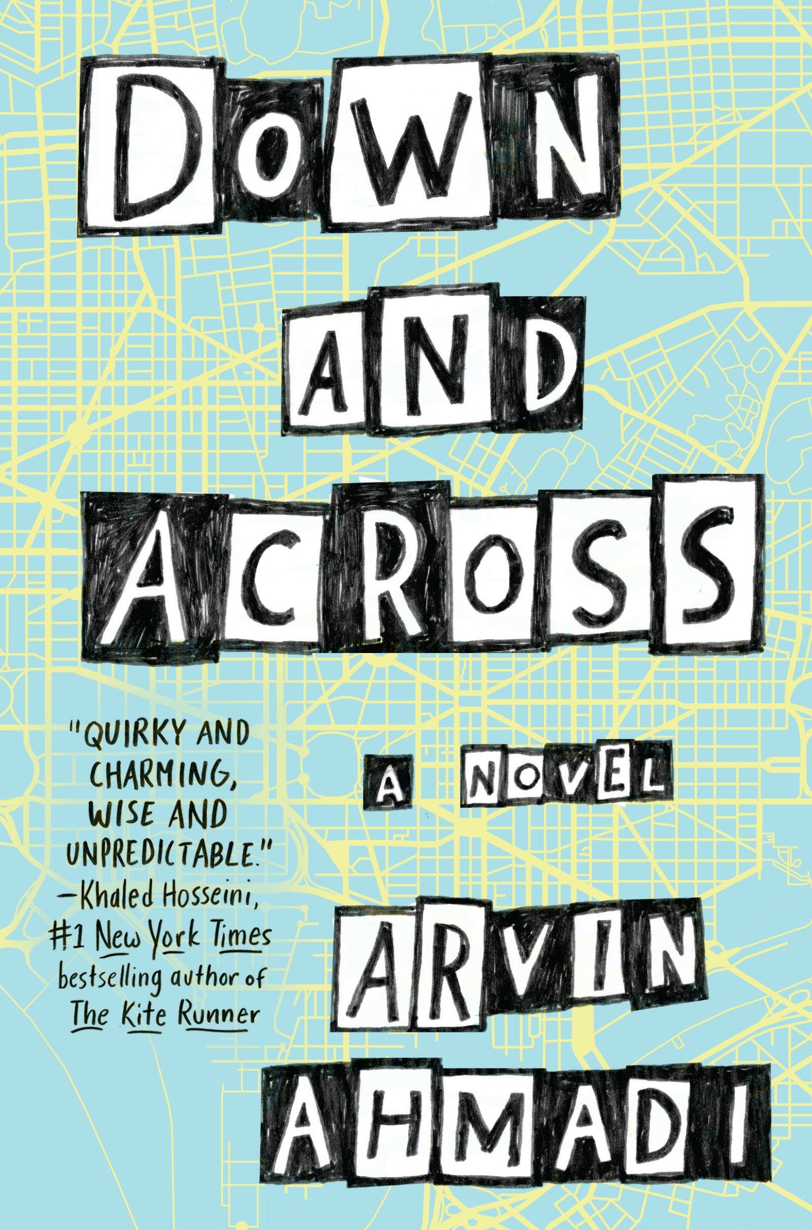 Down and across cover image