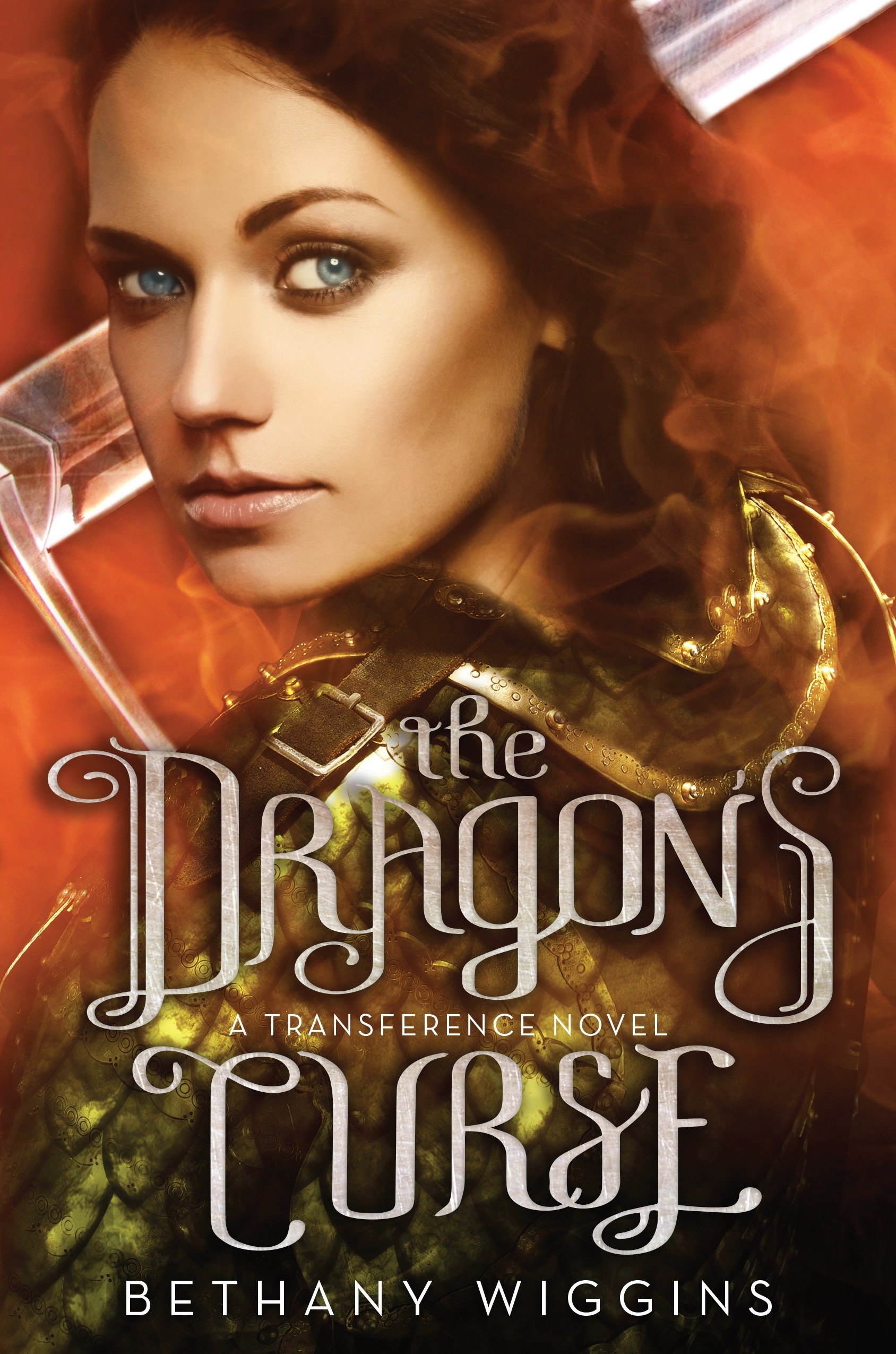 The dragon's curse cover image