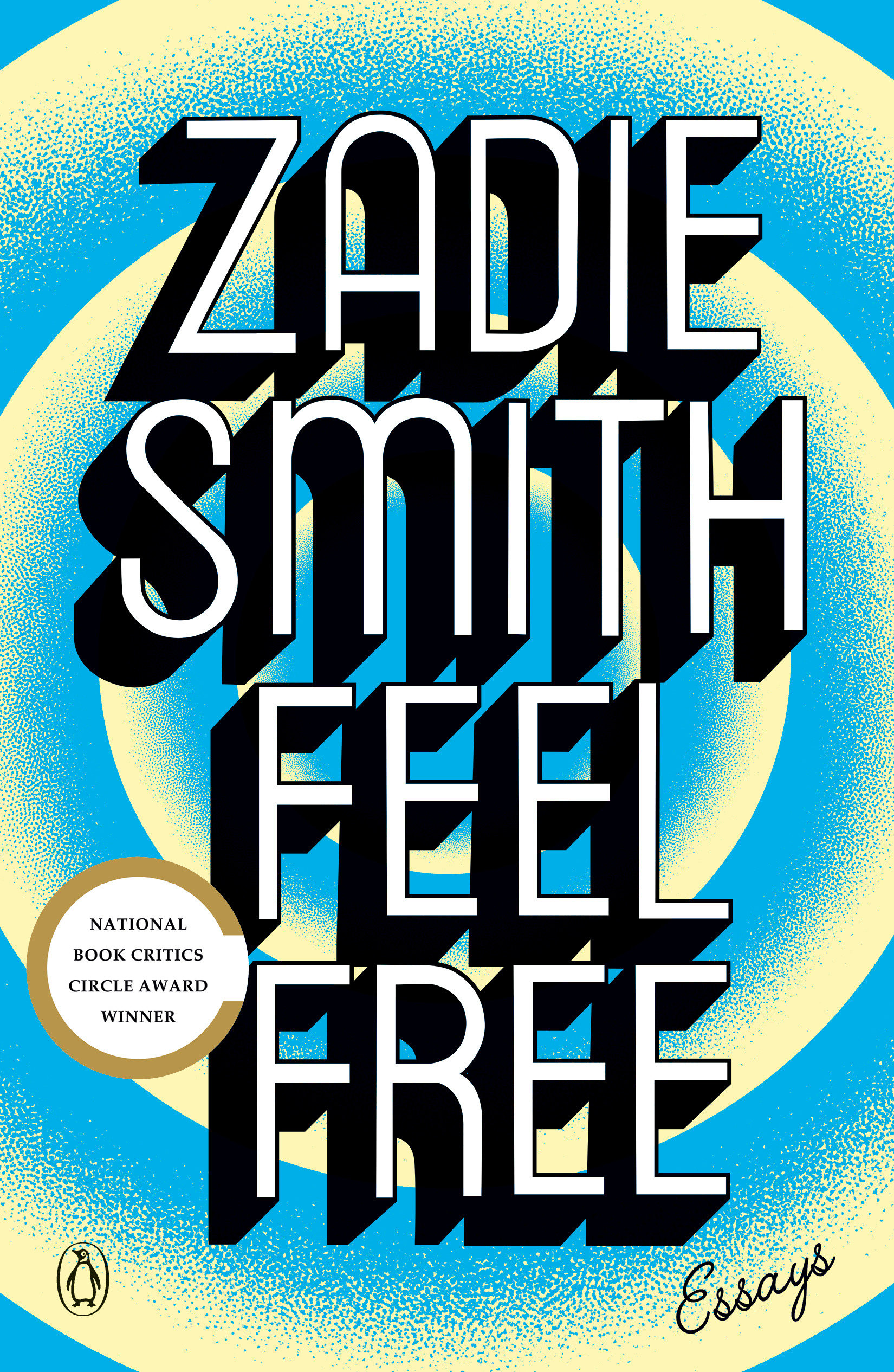 Feel free essays cover image
