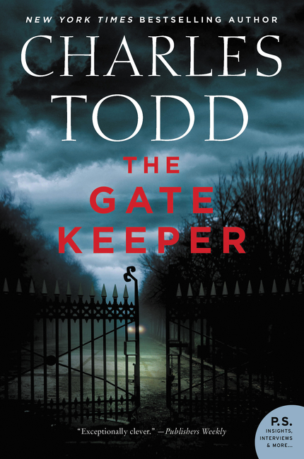 The gate keeper an Inspector Ian Rutledge mystery cover image
