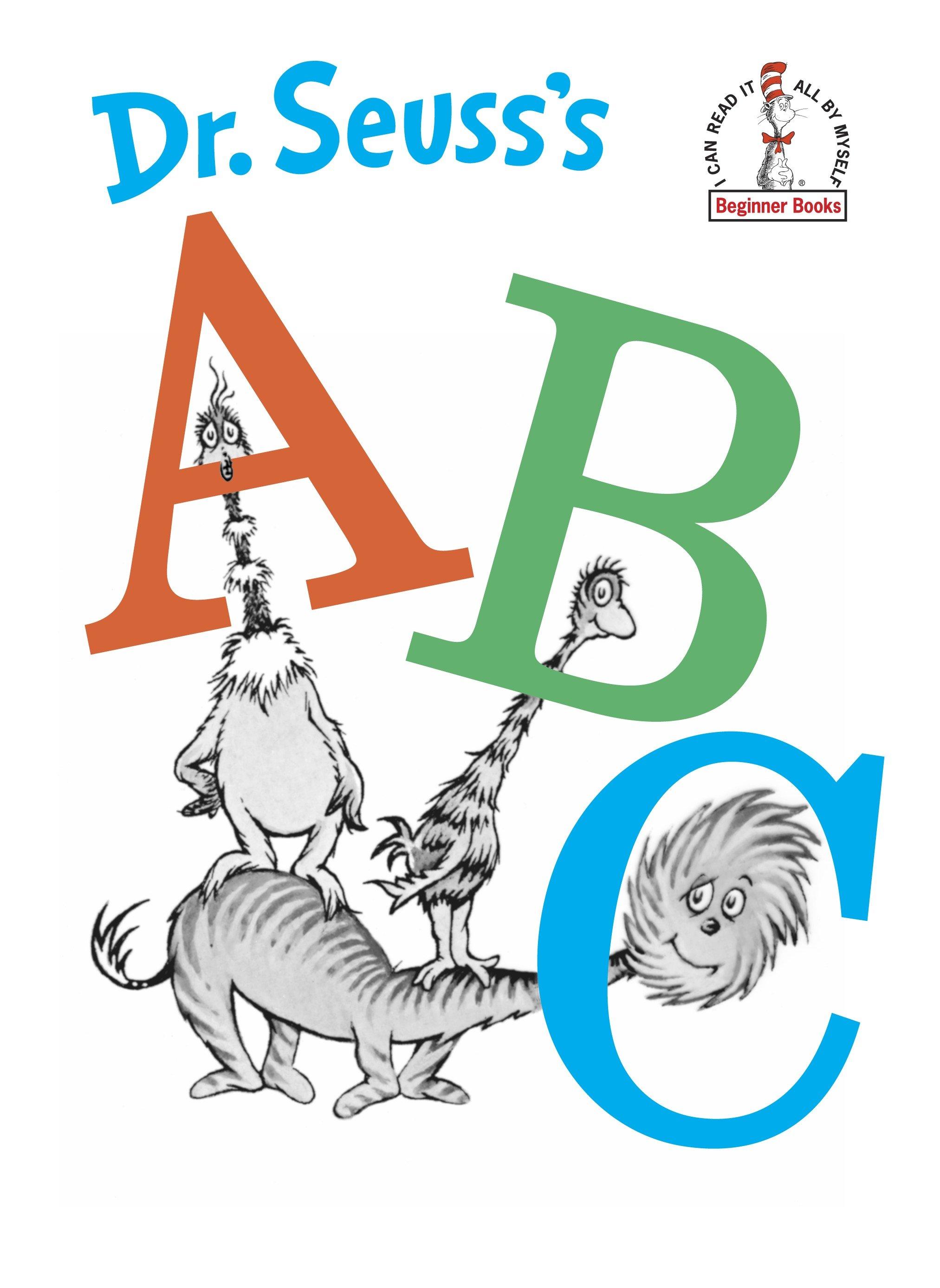 Dr. Seuss's ABC cover image