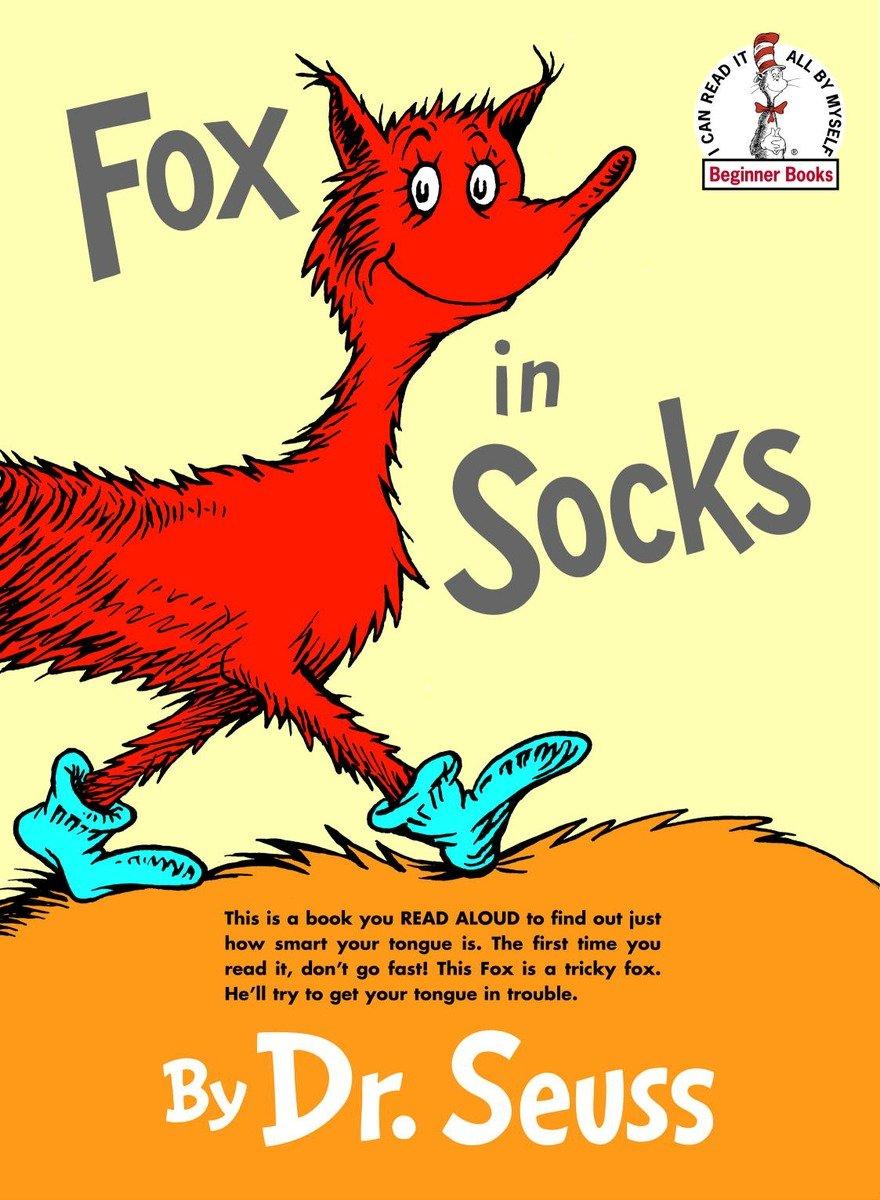 Fox in Socks cover image
