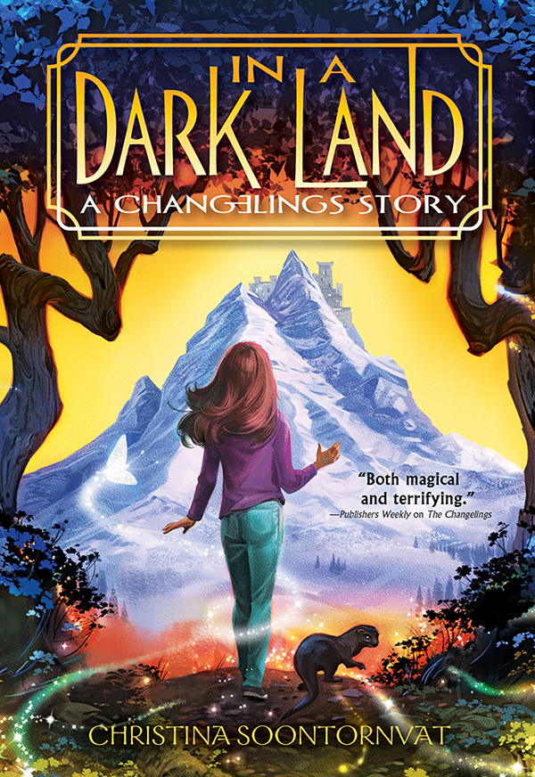 Cover Image of In a Dark Land
