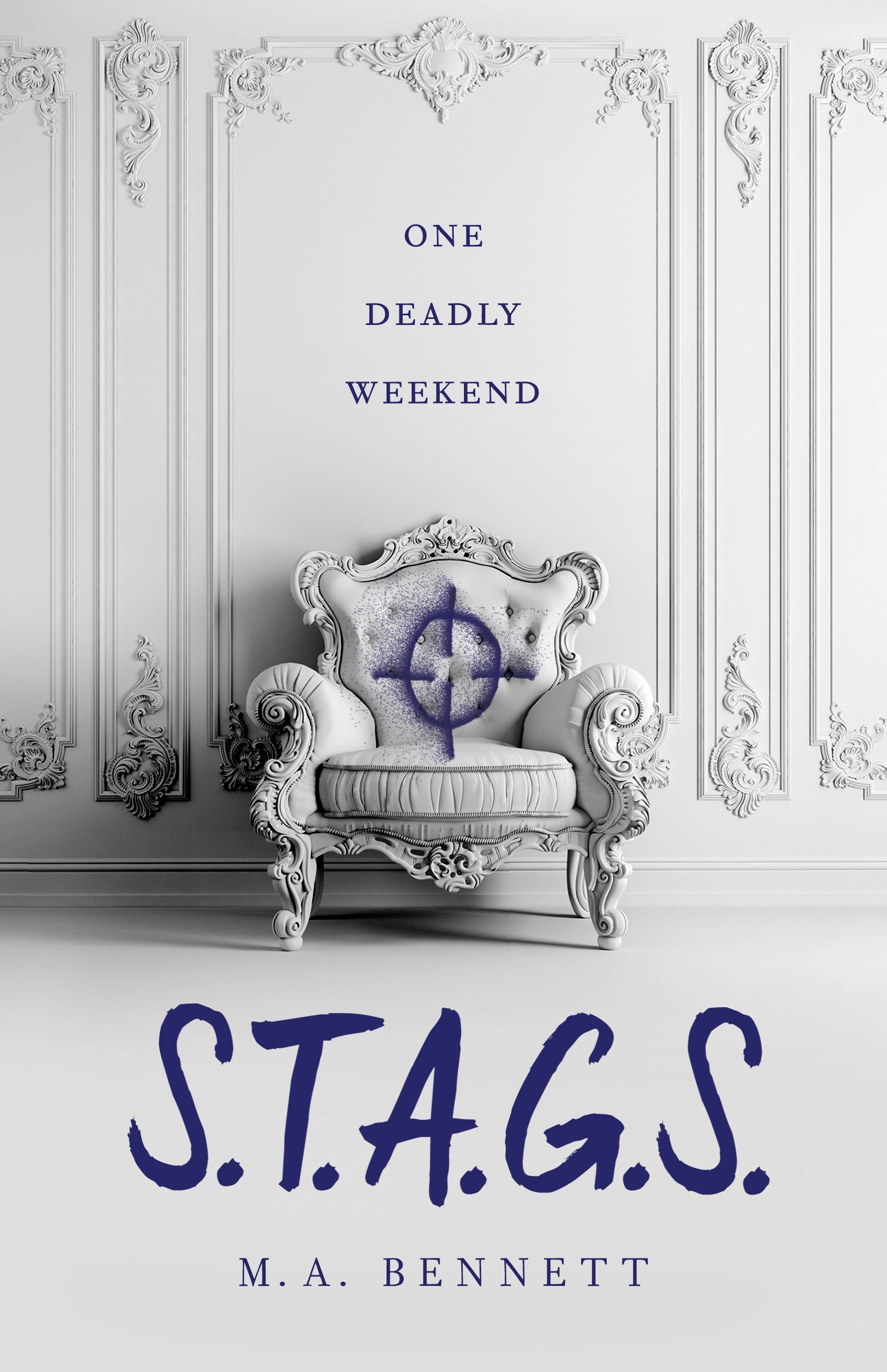 S.T.A.G.S cover image