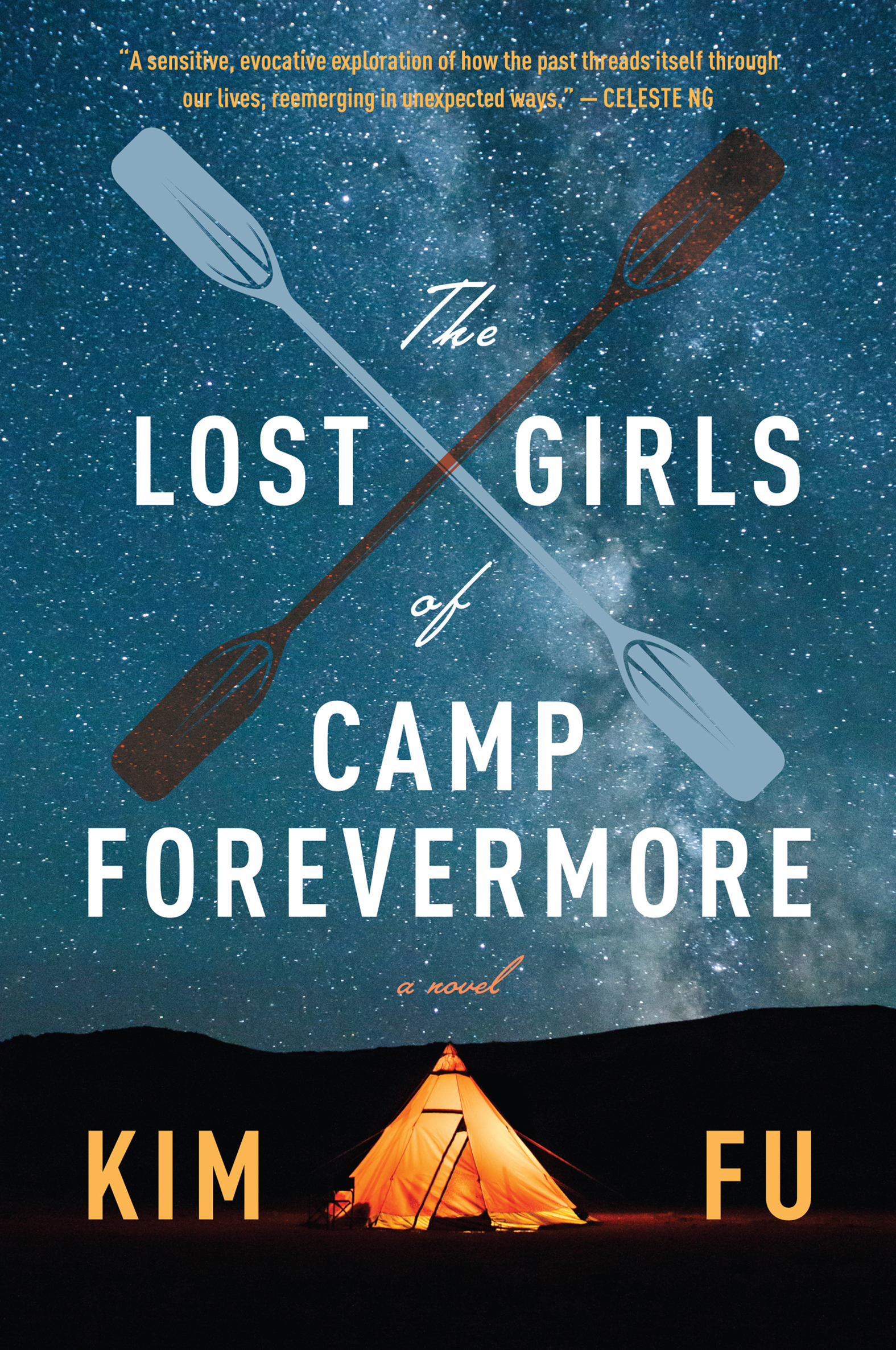 The lost girls of Camp Forevermore [eBook]