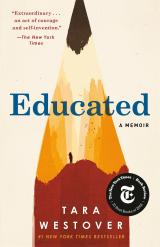 Educated by Tara Westover, book cover