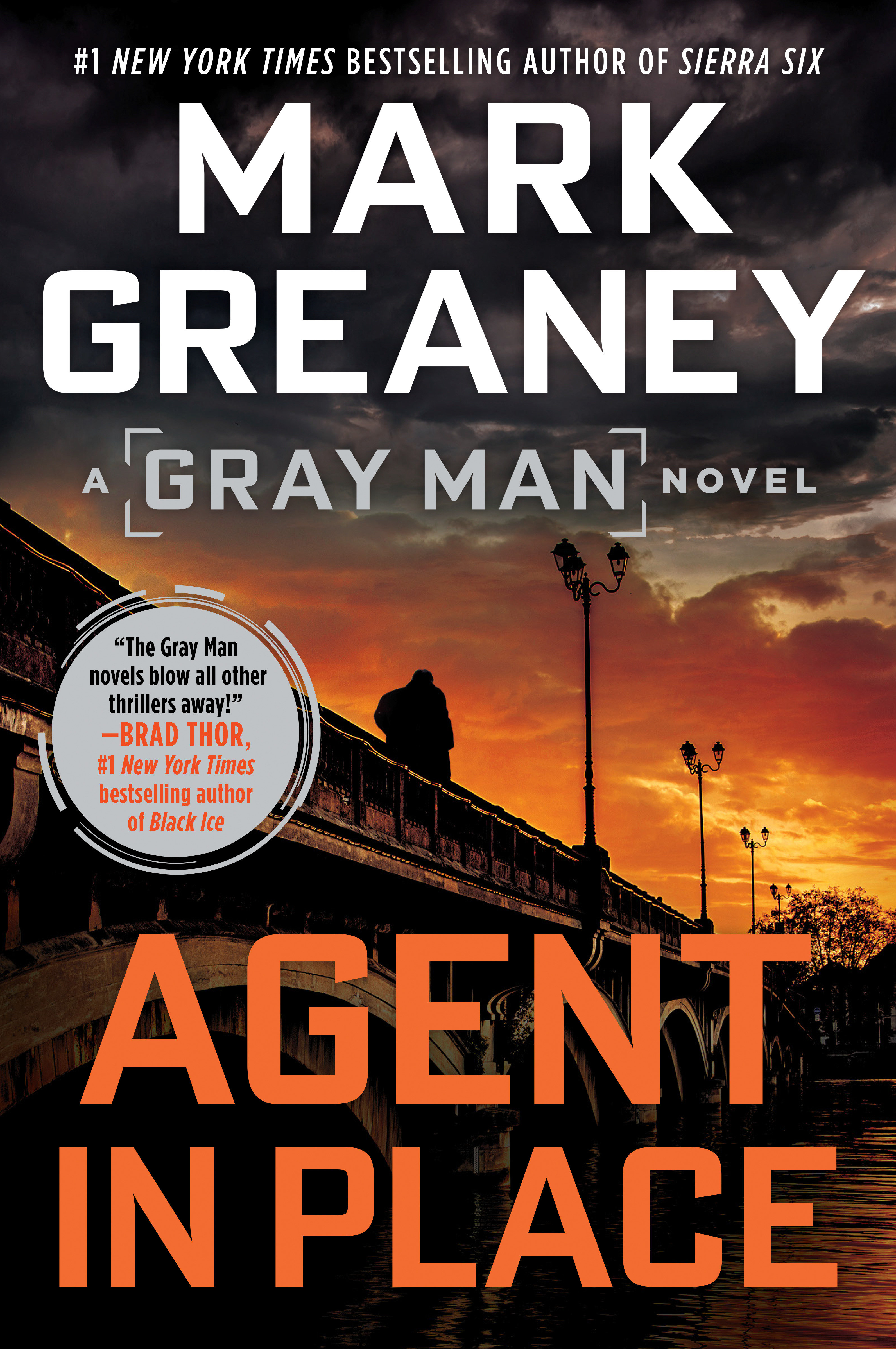 Agent in place cover image