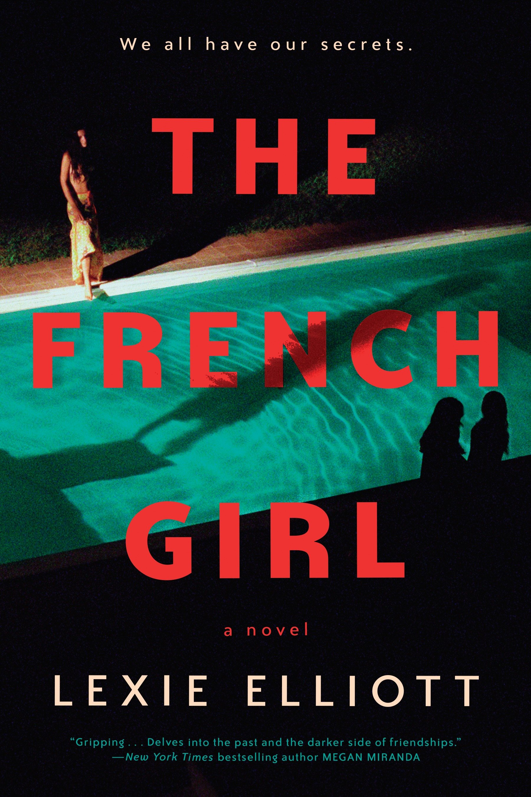 The French girl cover image