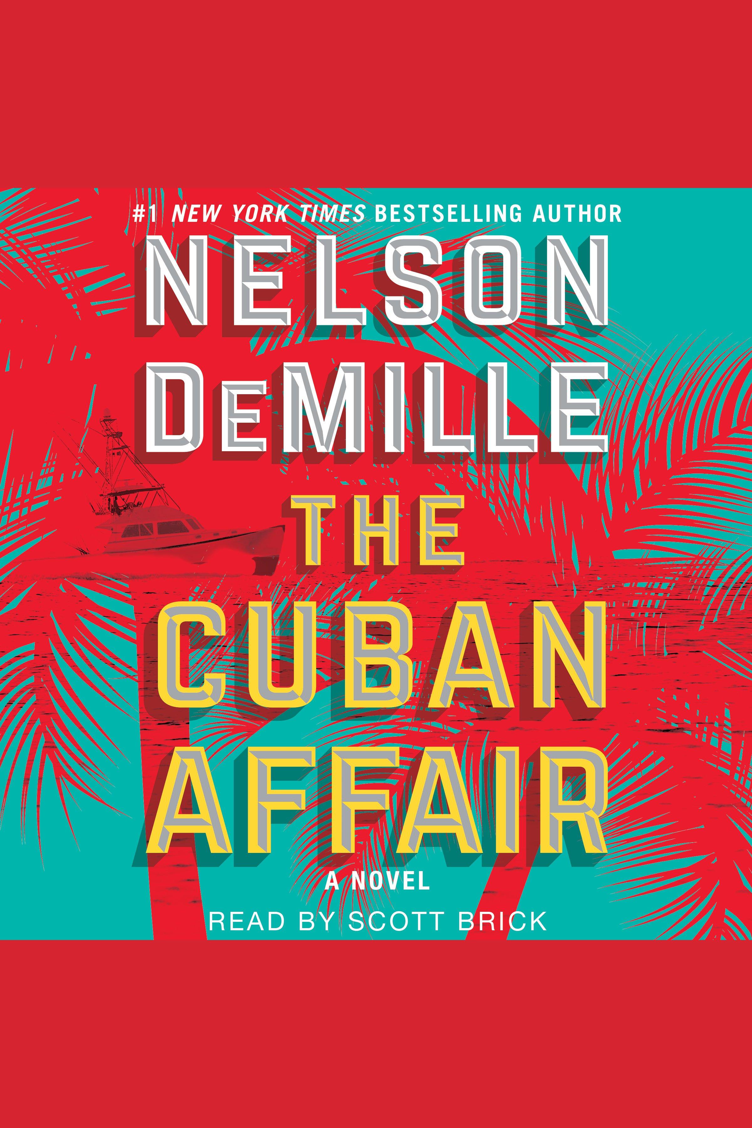 The Cuban affair cover image