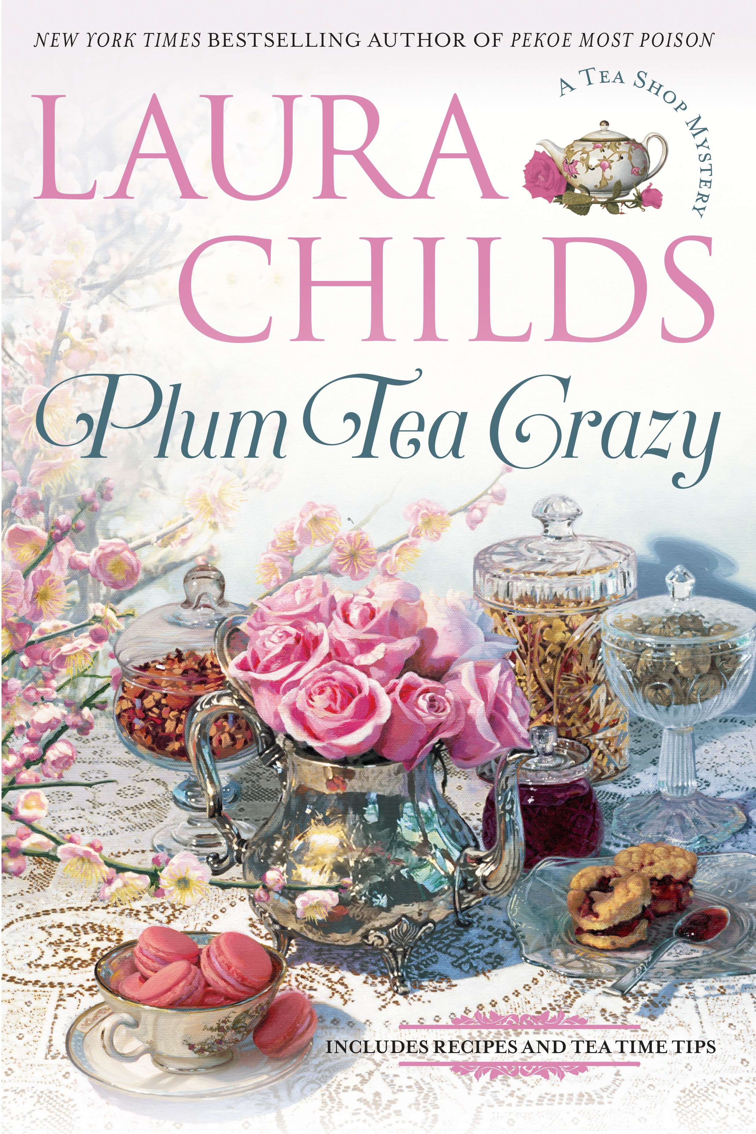 Plum tea crazy cover image