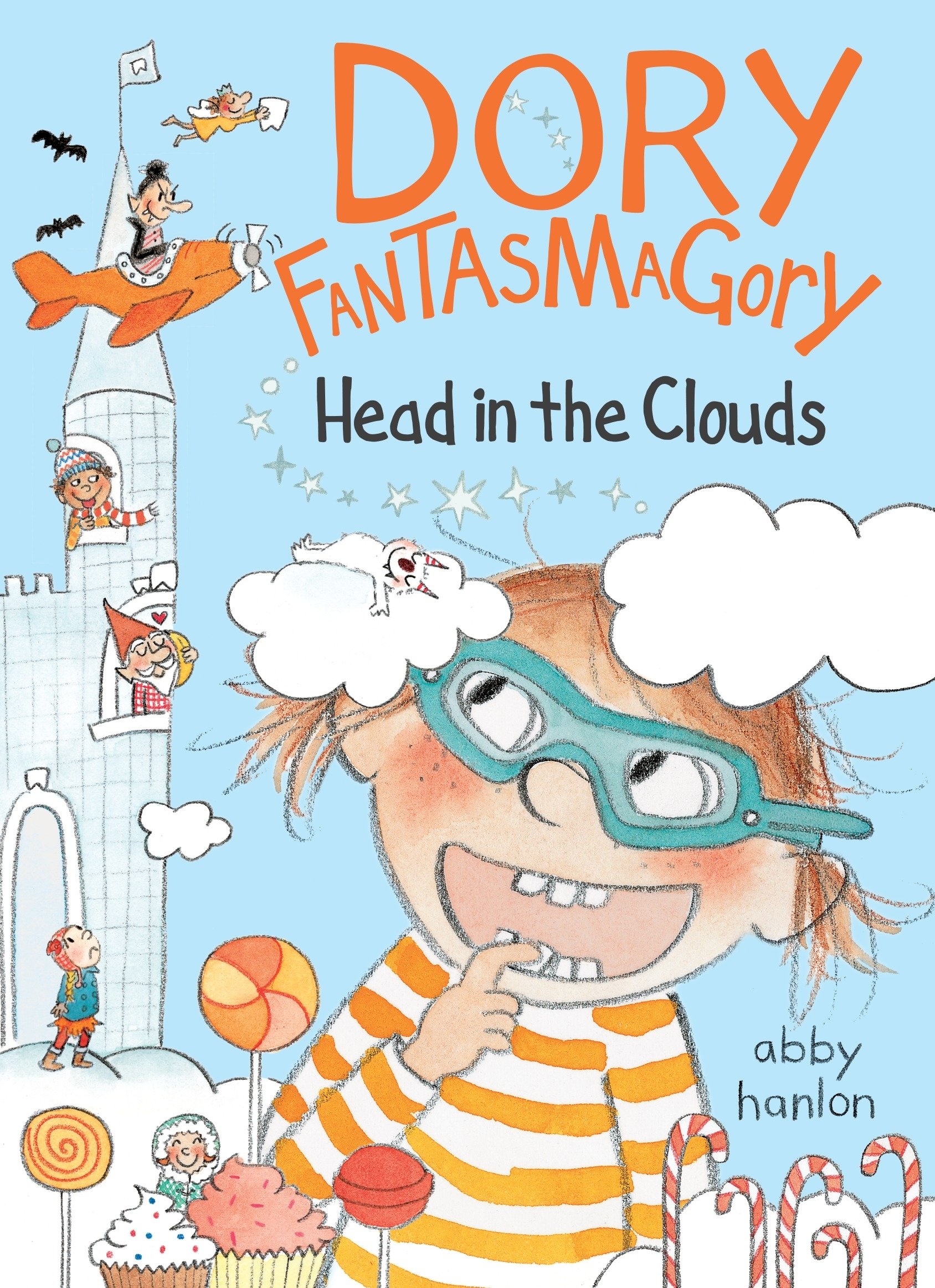 Head in the clouds cover image