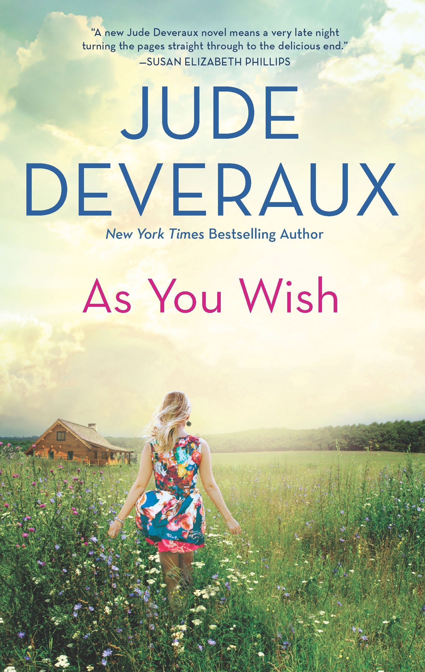 Cover Image of As You Wish