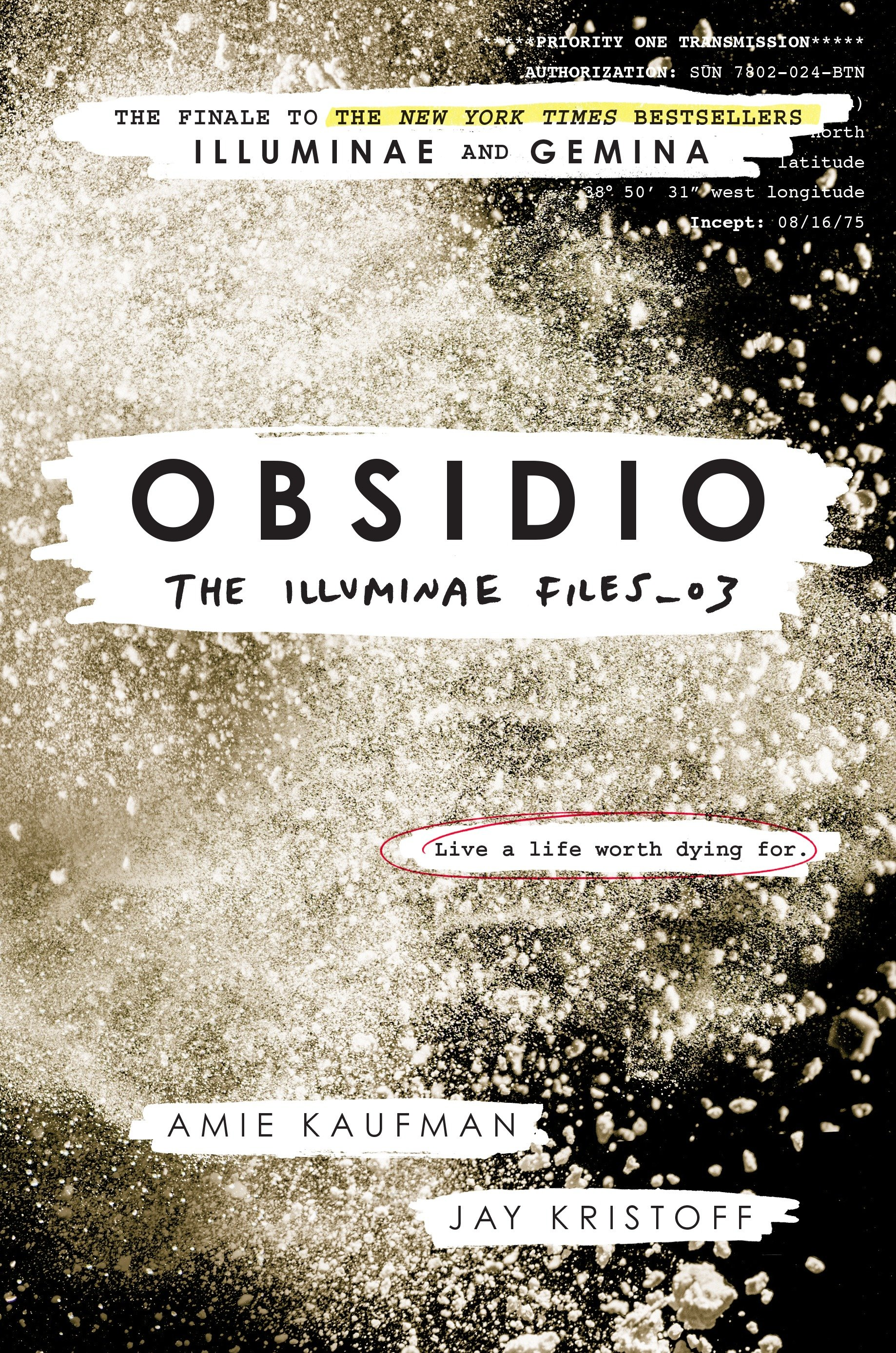 Obsidio cover image
