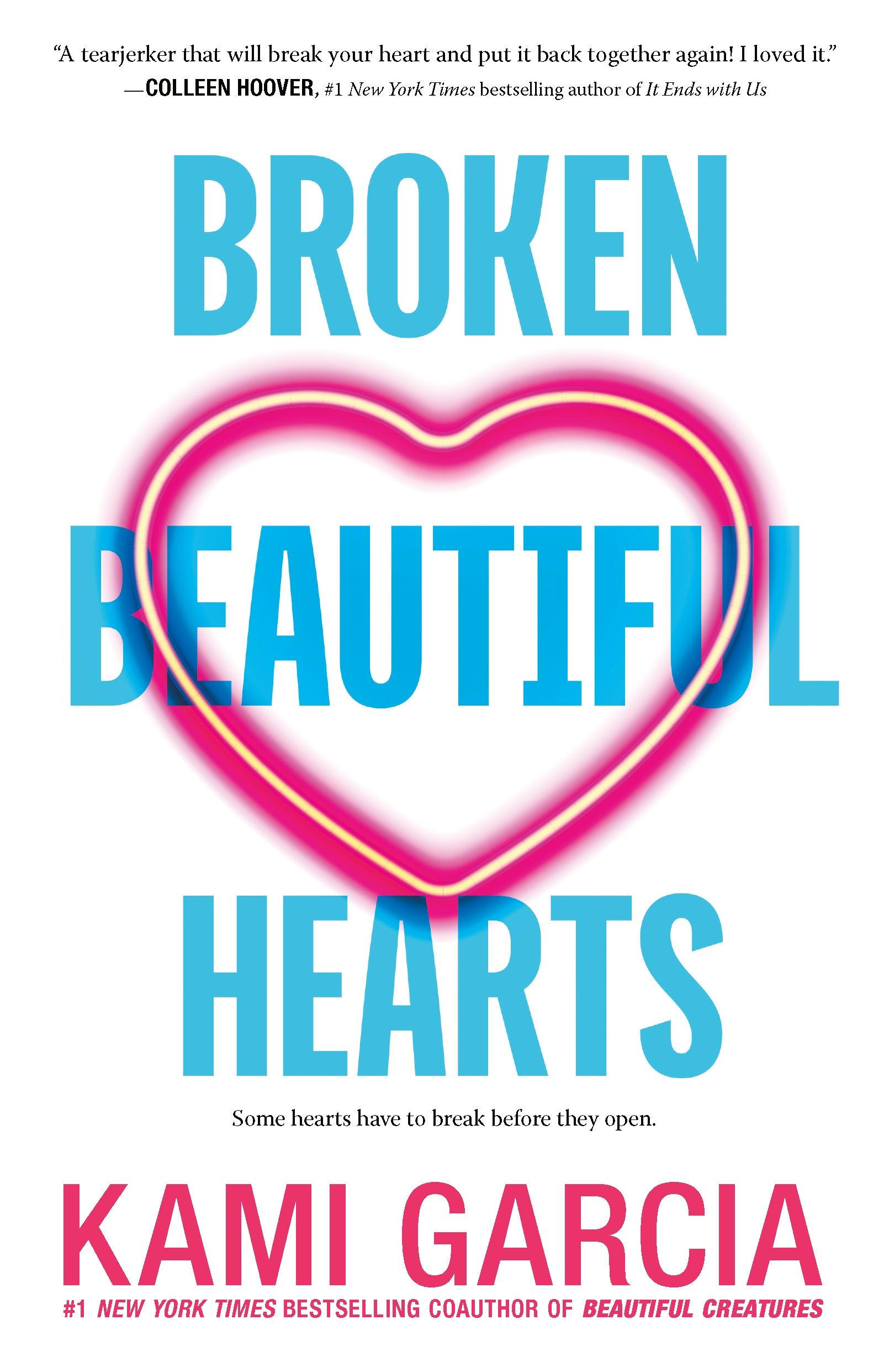 Broken beautiful hearts cover image