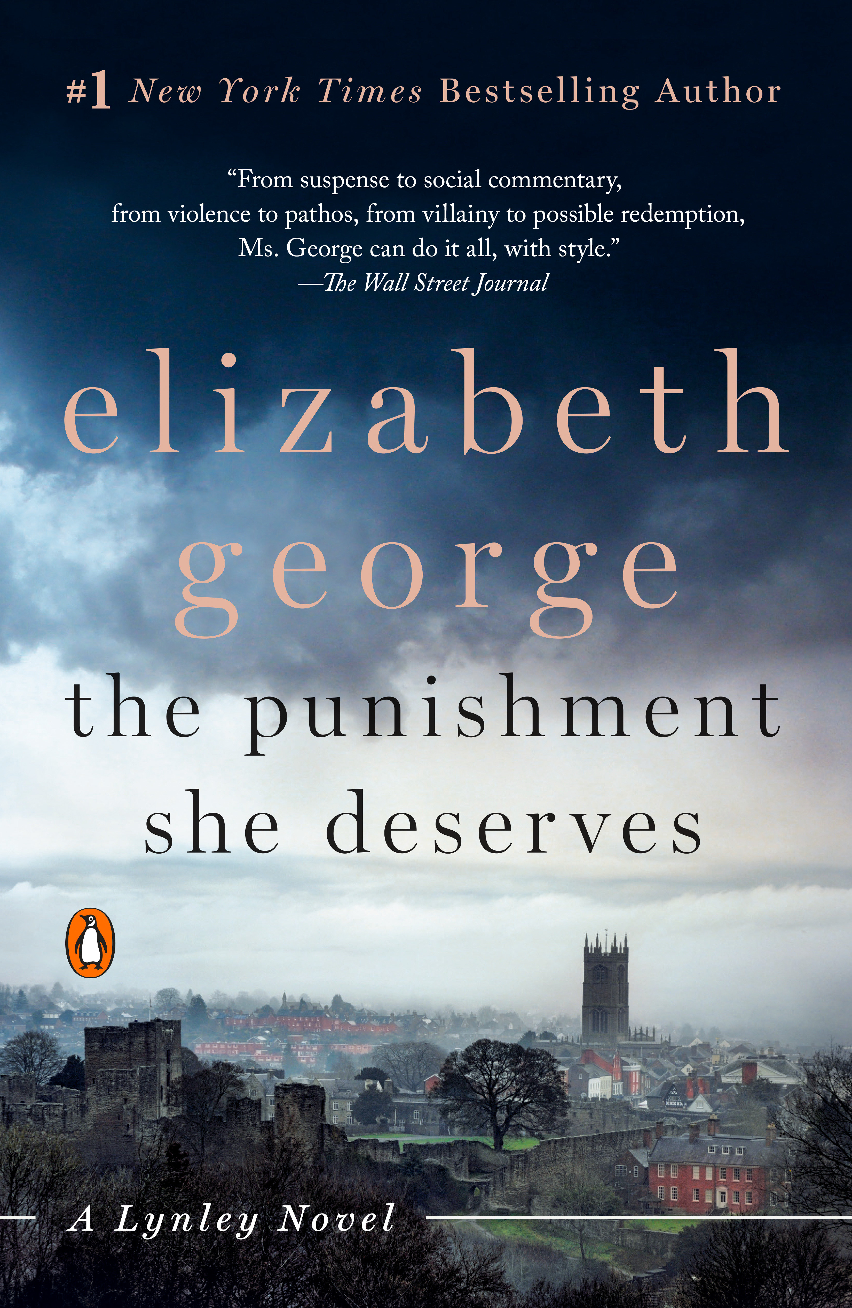 Cover Image of The Punishment She Deserves