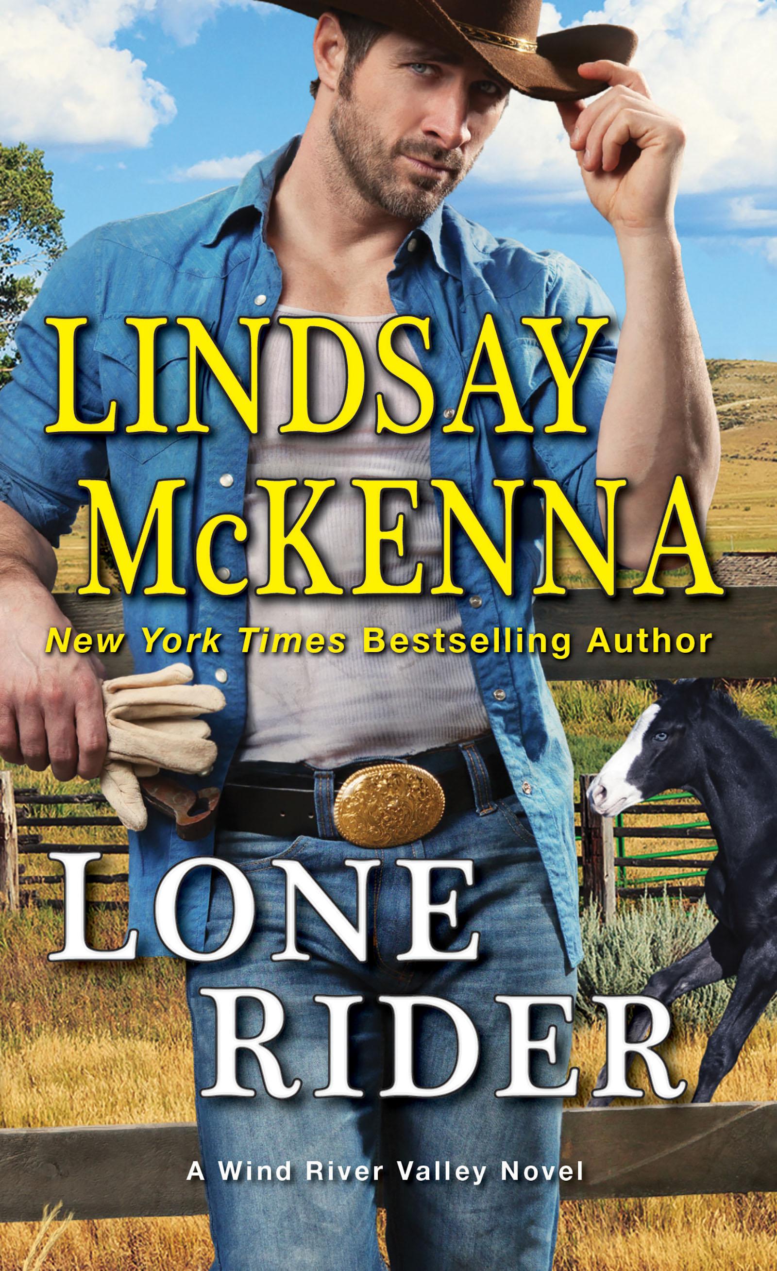 Lone rider cover image