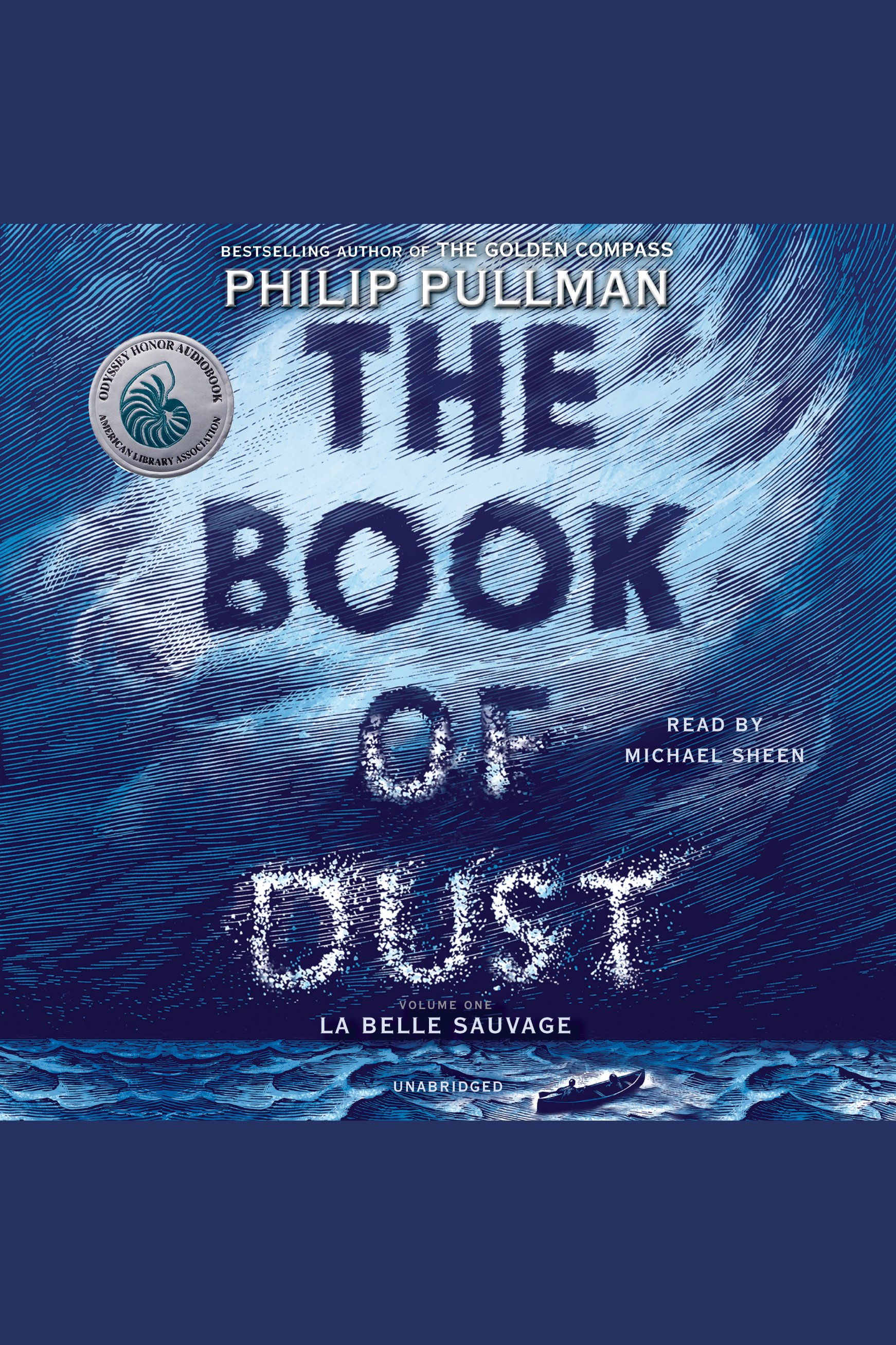 """Cover Image of """"The Book of Dust: La Belle Sauvage (Book of Dust, Volume 1)"""""""