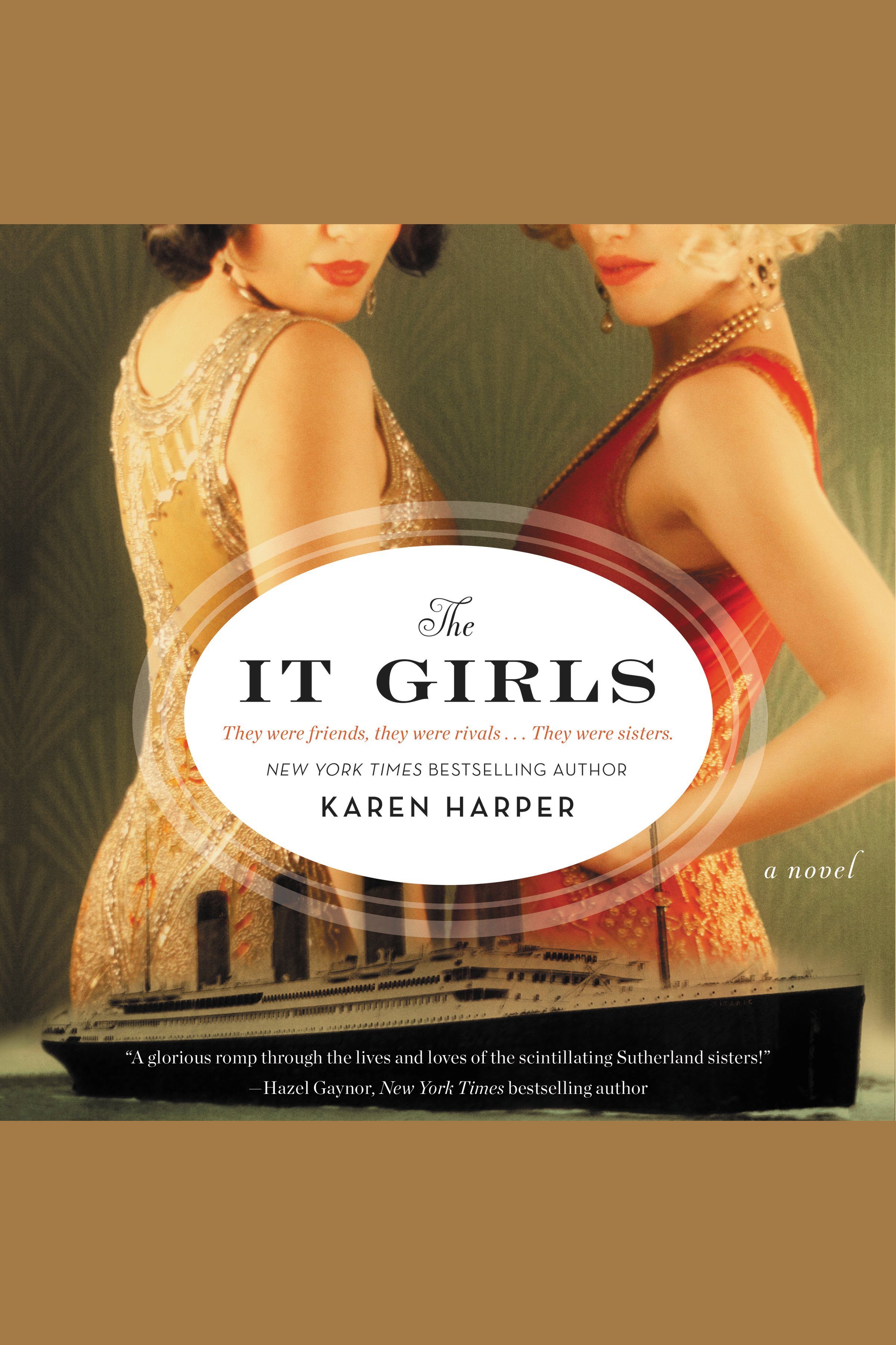 Cover Image of The It Girls