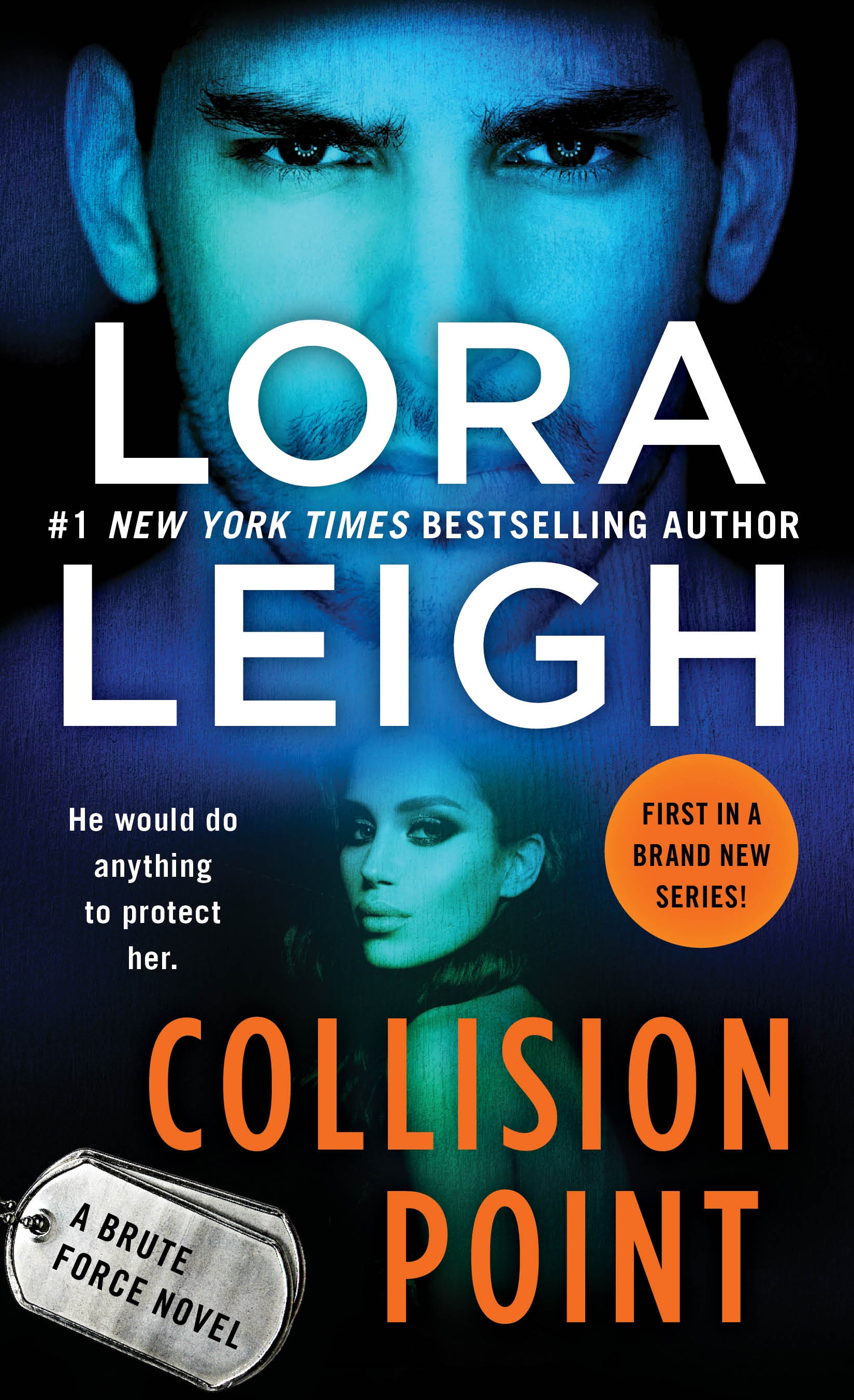 Collision Point [electronic resource] : A Brute Force Novel