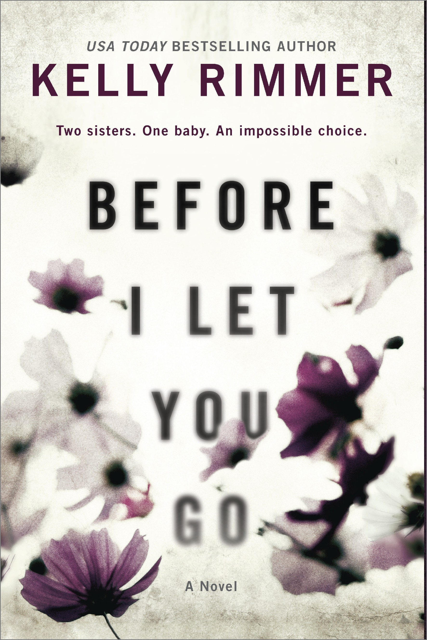 Cover Image of Before I Let You Go