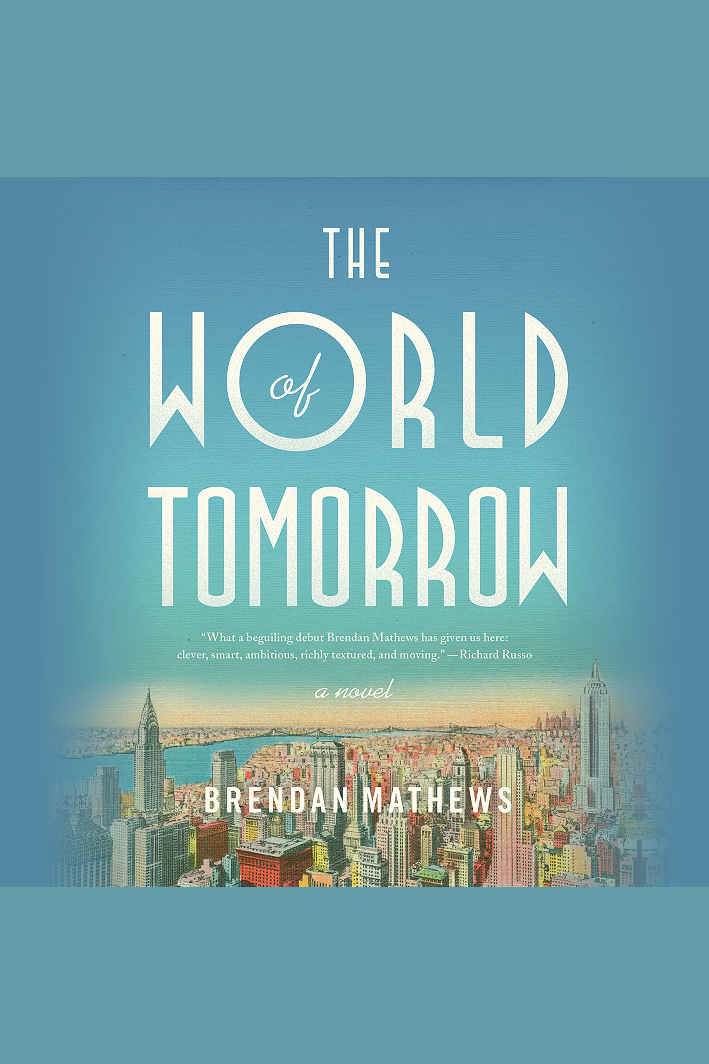 The world of tomorrow cover image