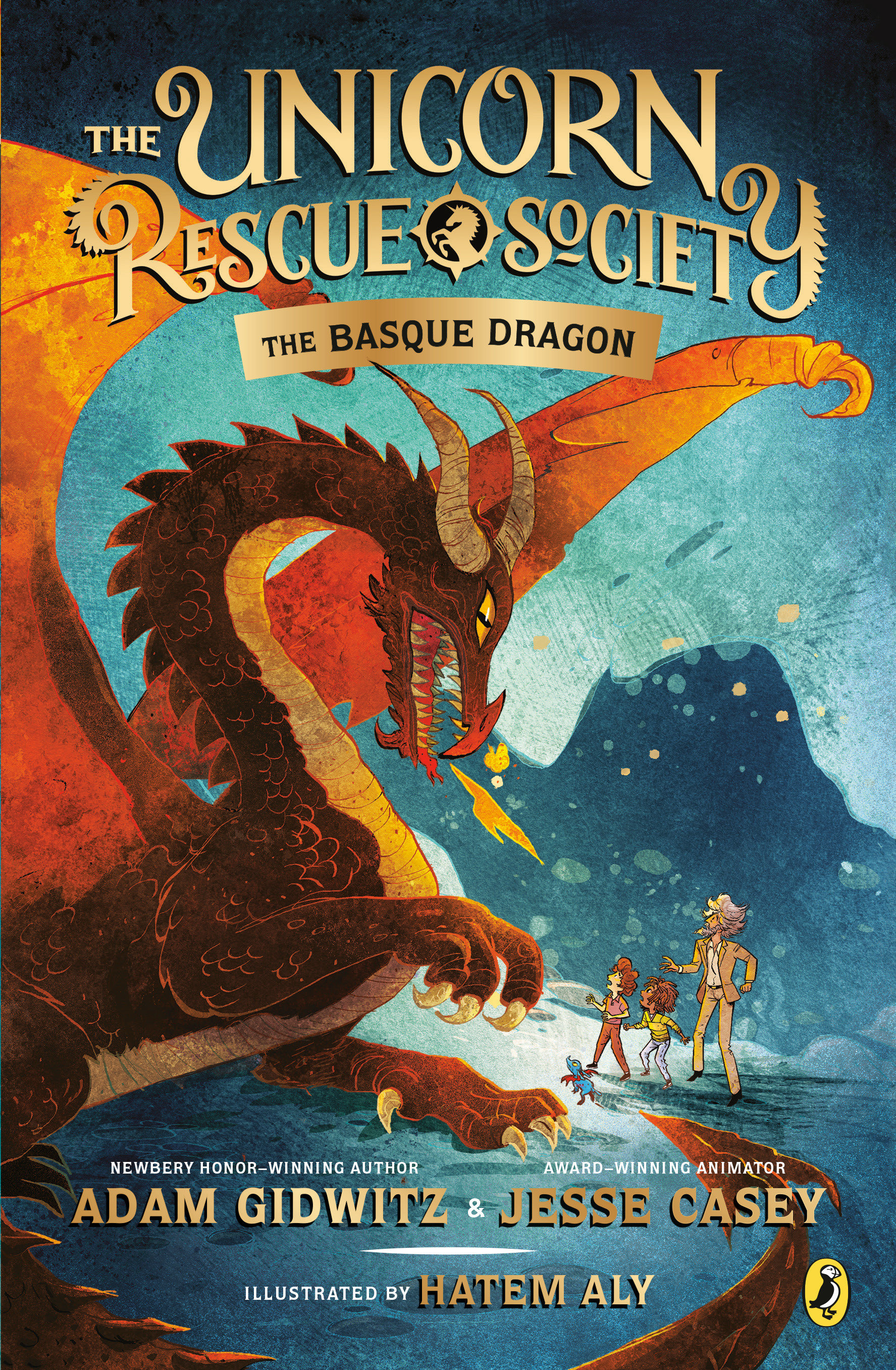 The Basque Dragon [electronic resource]