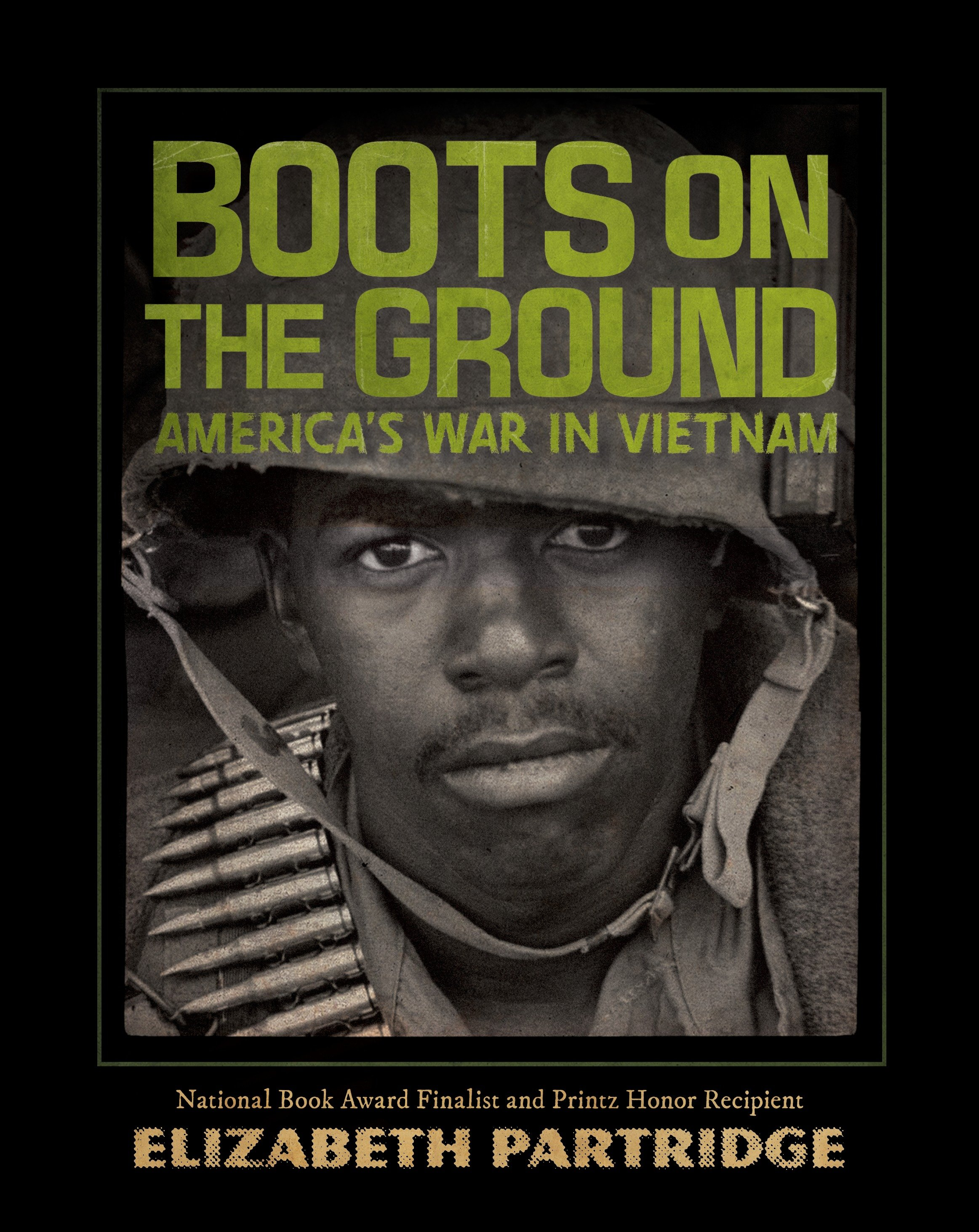 Cover image for Boots on the Ground [electronic resource] : America's War in Vietnam