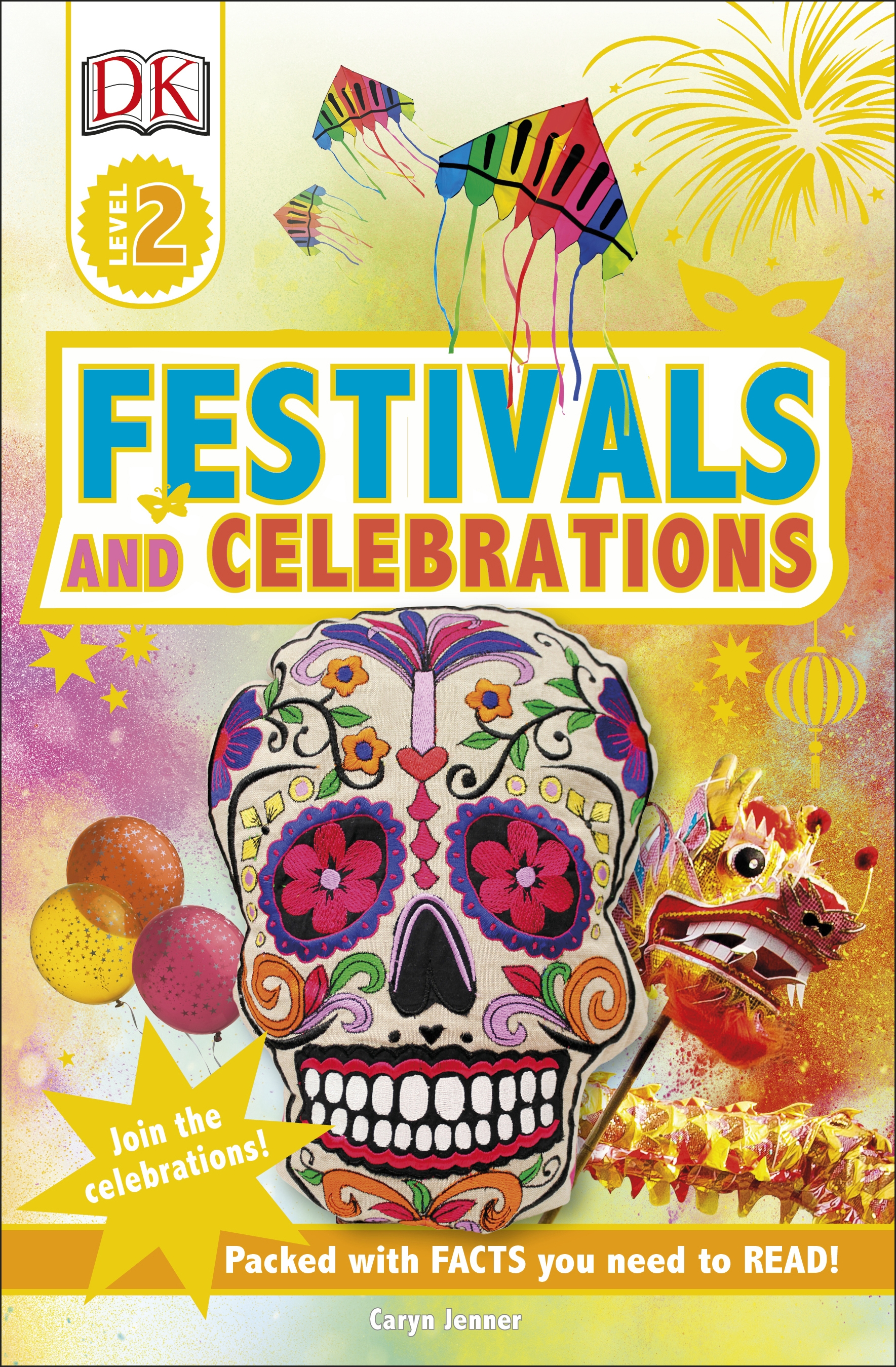 Cover Image of DK Readers L2 Festivals and Celebrations