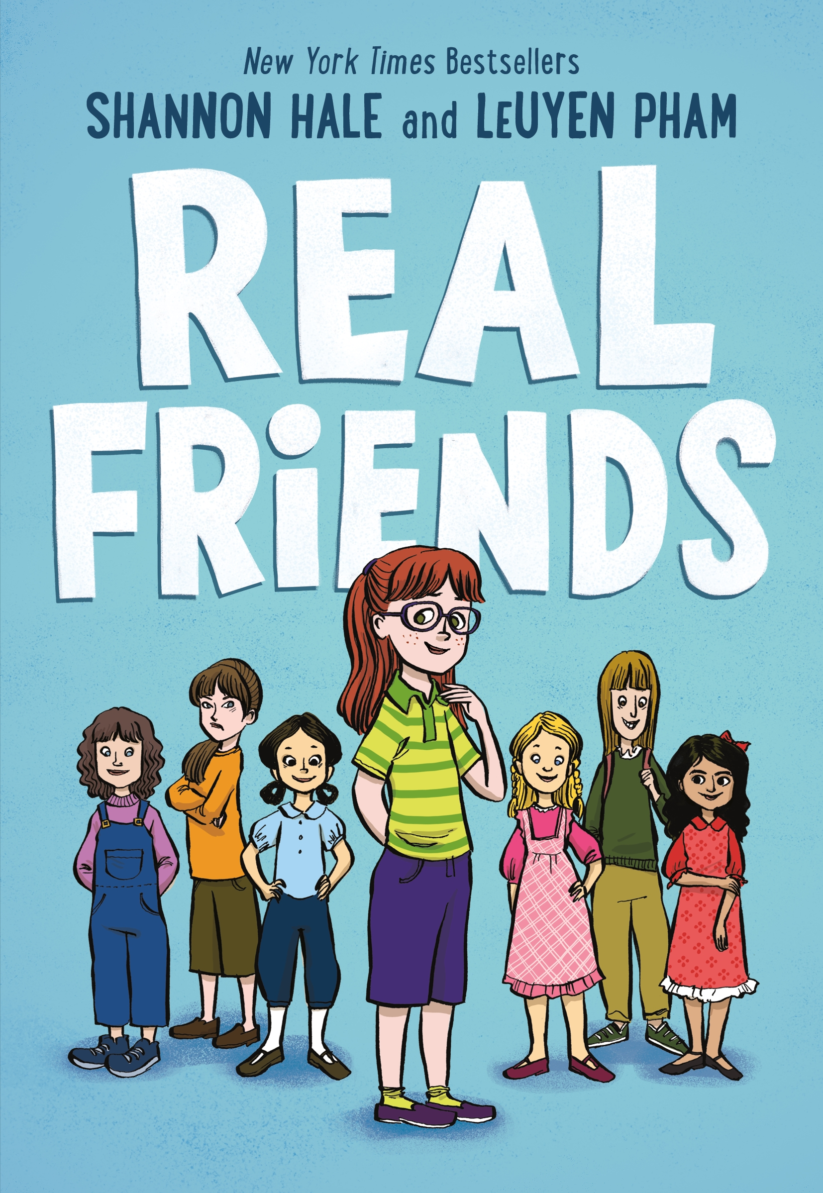 Real Friends [electronic resource]