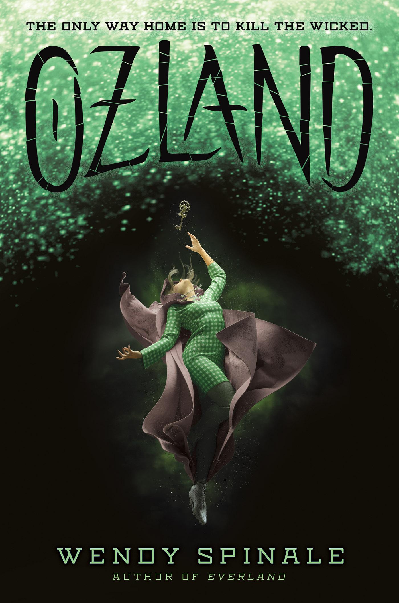 Ozland (Everland, book 3)