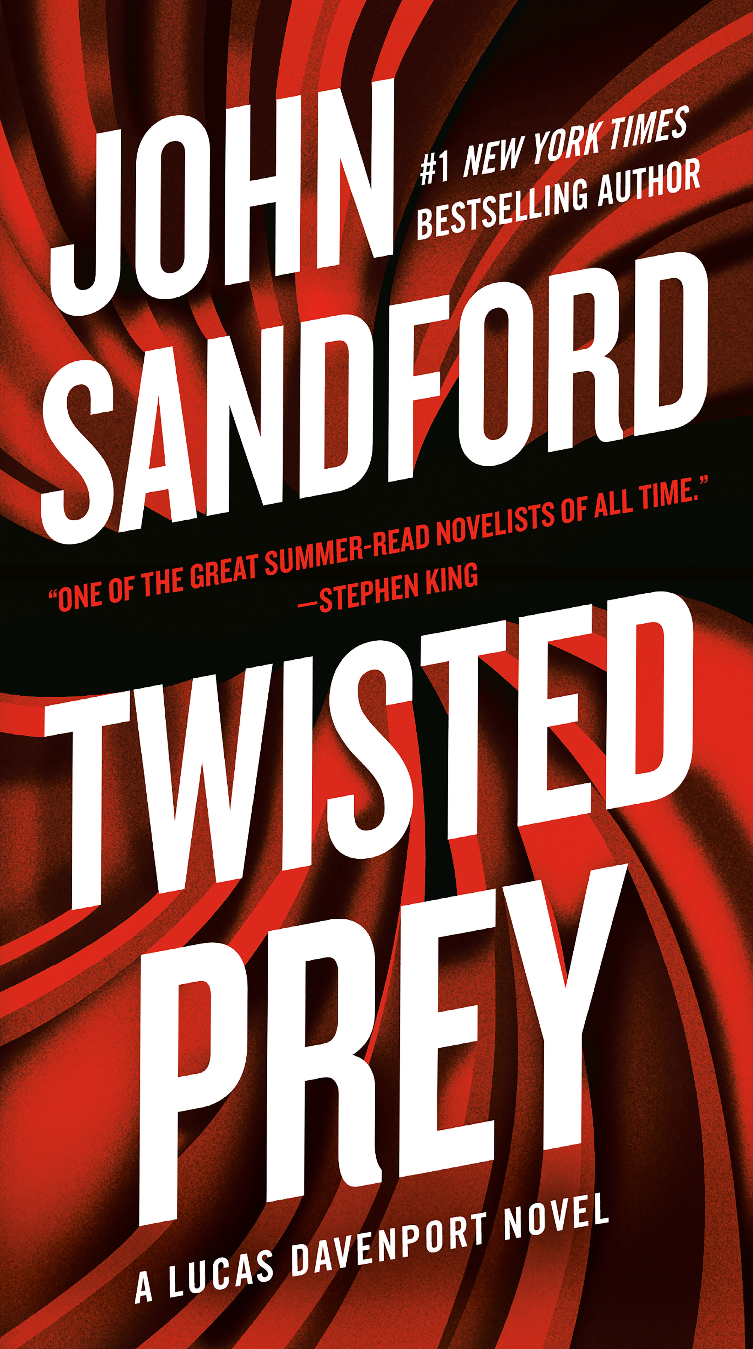 Twisted Prey cover image