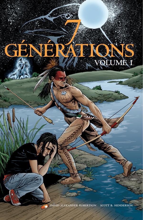 Cover Image of 7 Gâenâerations : Pierre (Volume 1)
