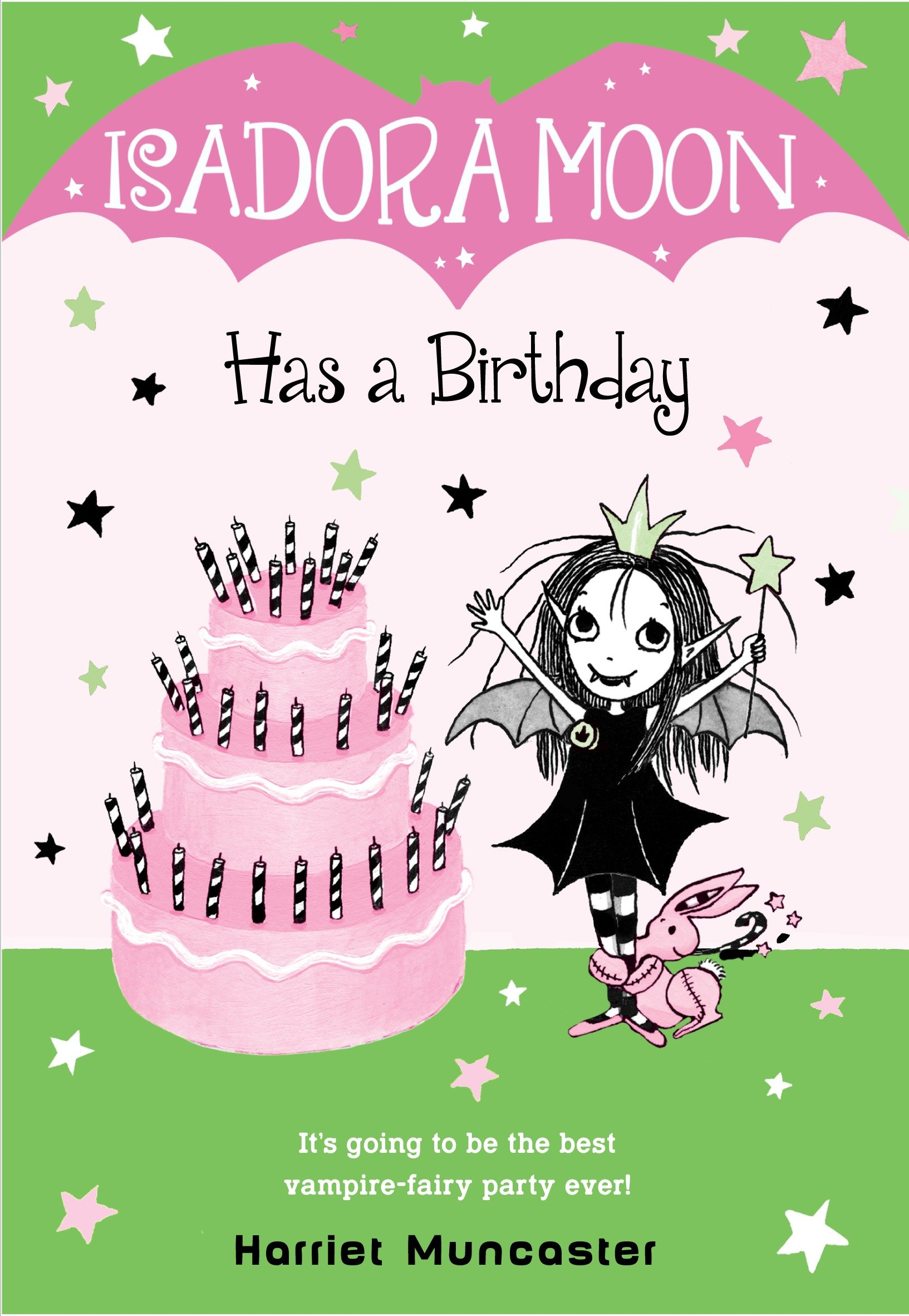 Isadora Moon Has a Birthday [electronic resource]