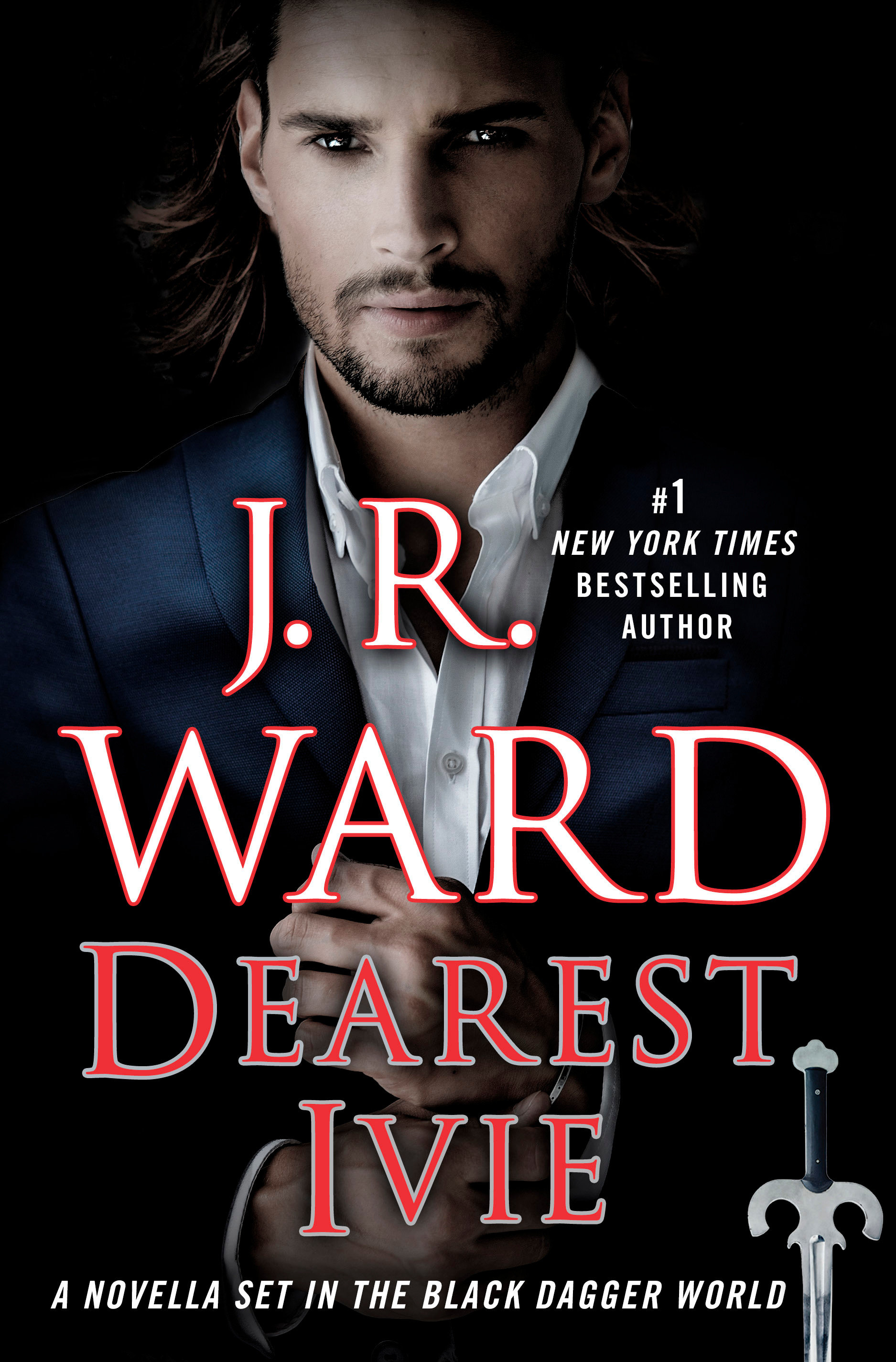 Cover Image of Dearest Ivie: A Novella Set in the Black Dagger World