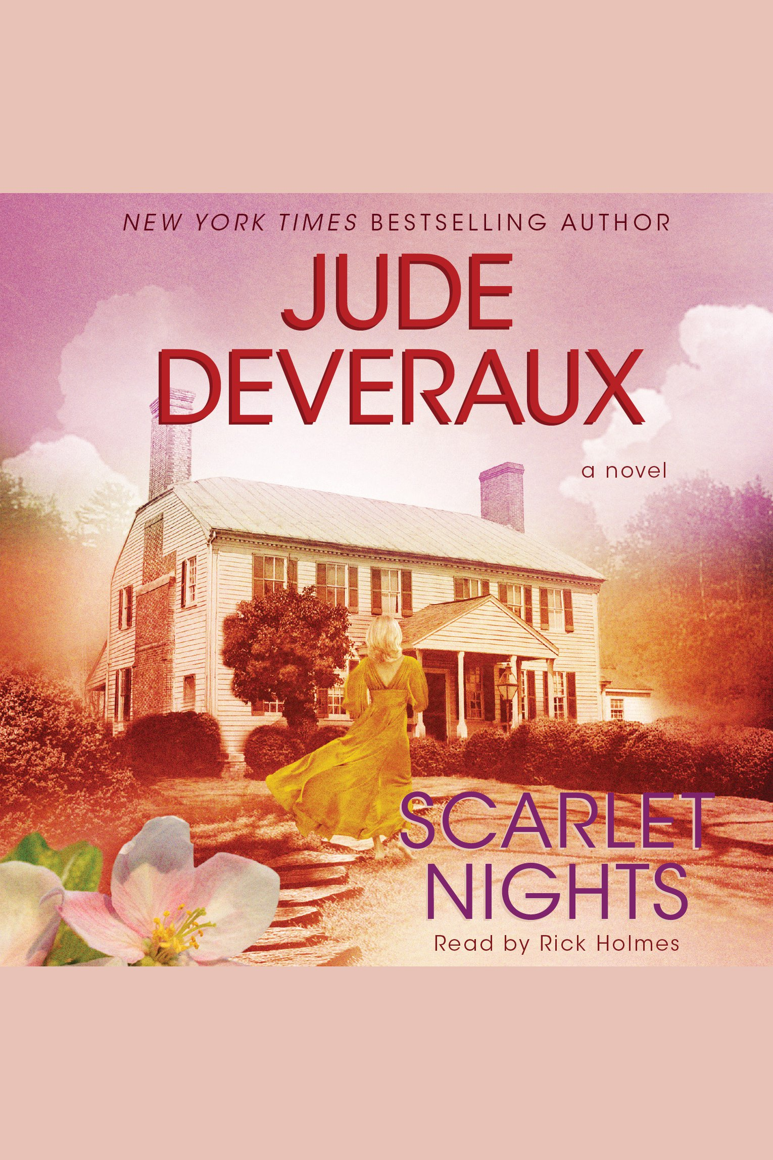 Scarlet Nights cover image