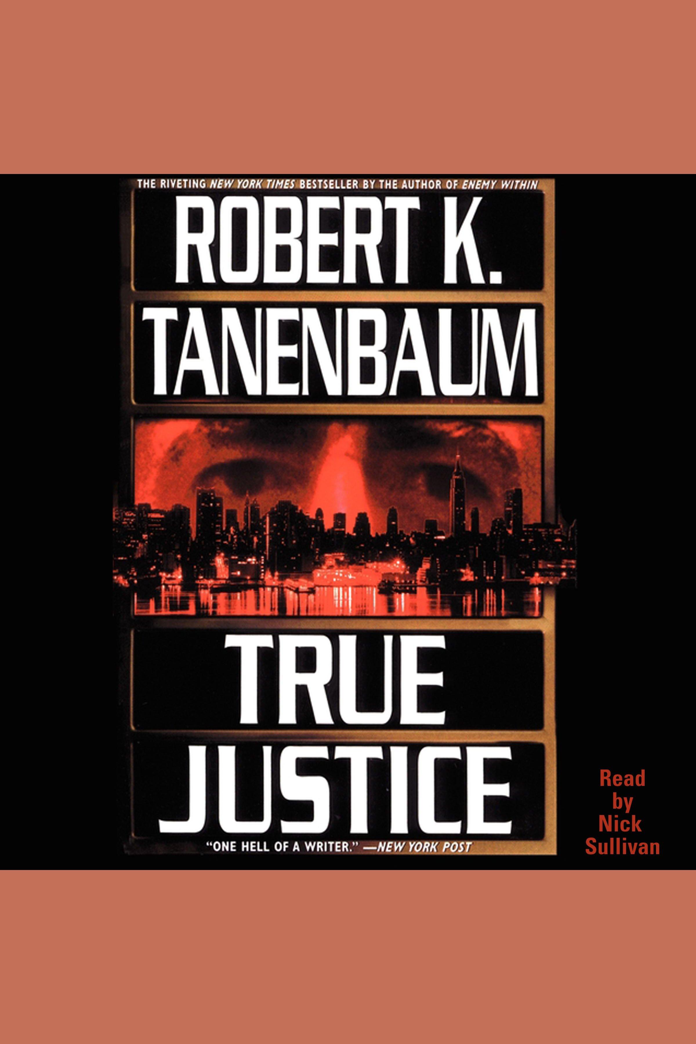 True Justice cover image