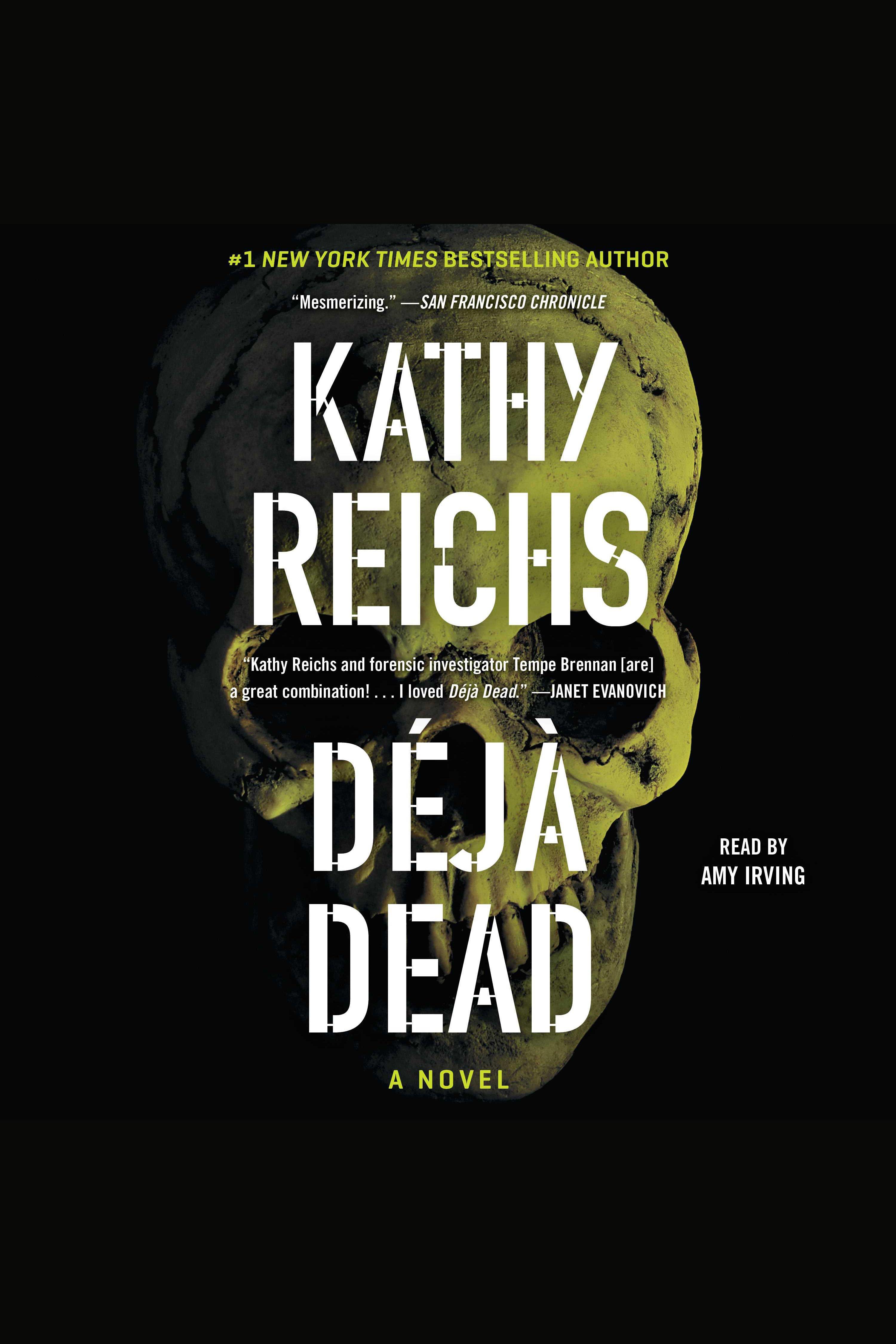 Deja Dead cover image