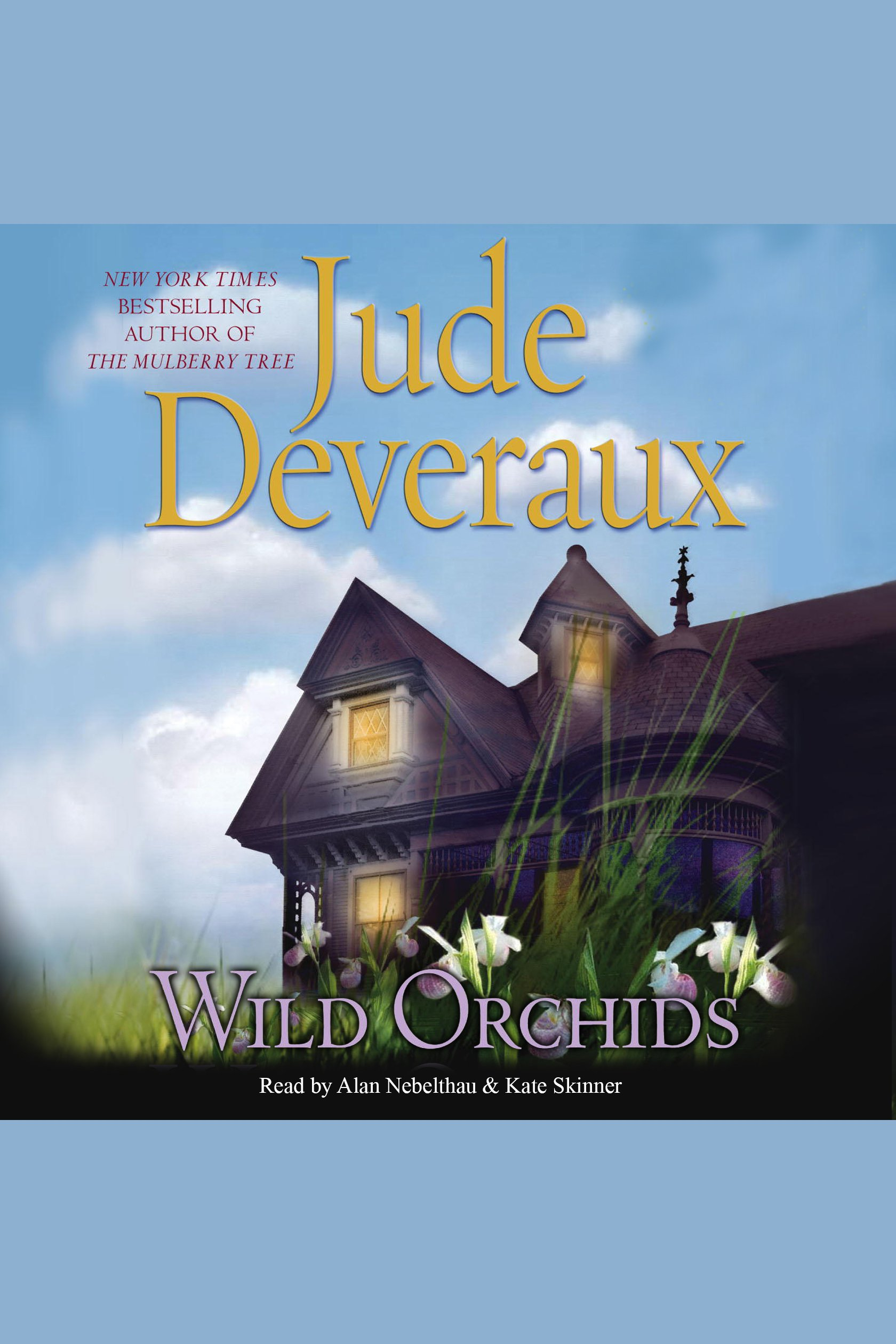 Wild Orchids cover image