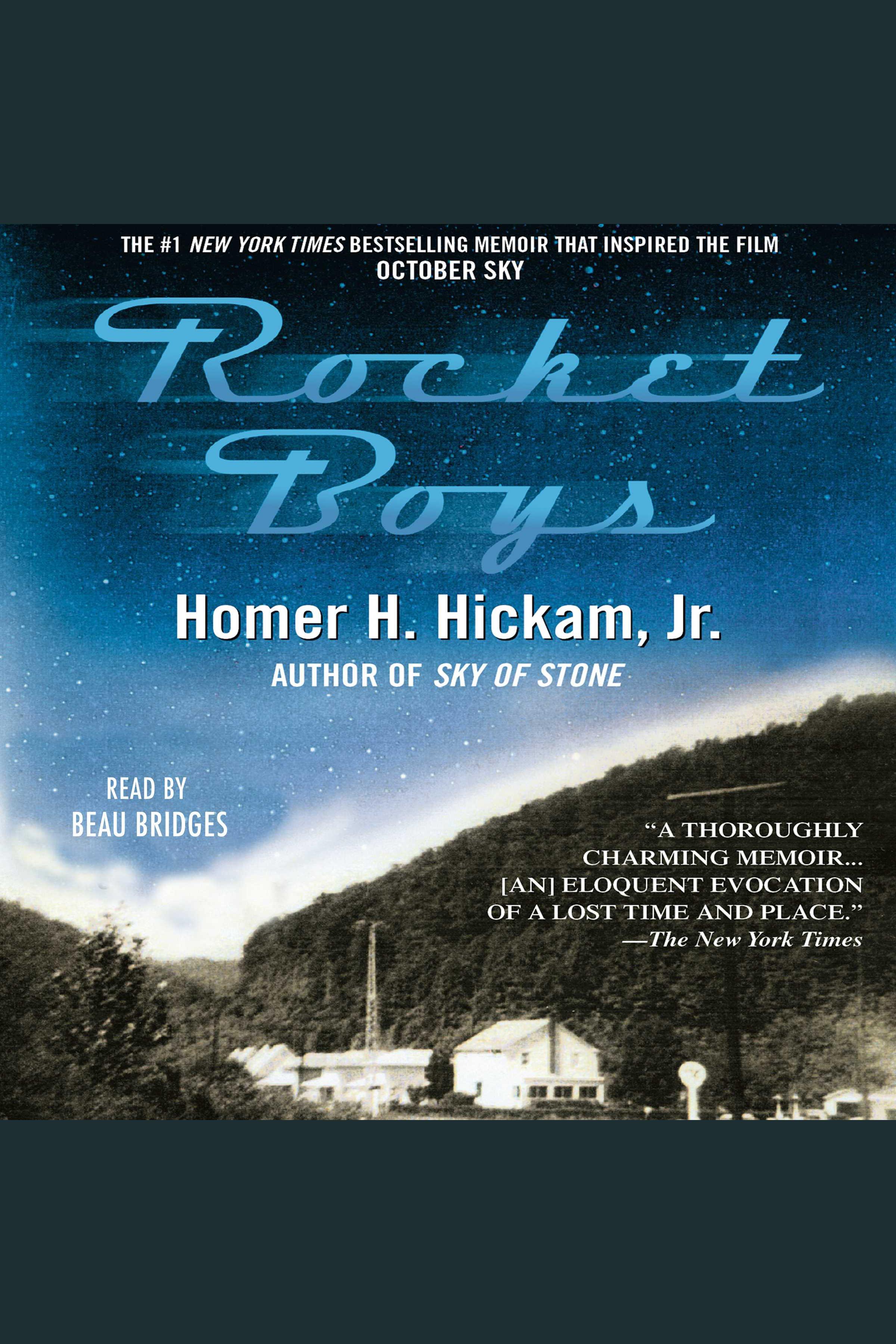 Rocket Boys A Memoir cover image