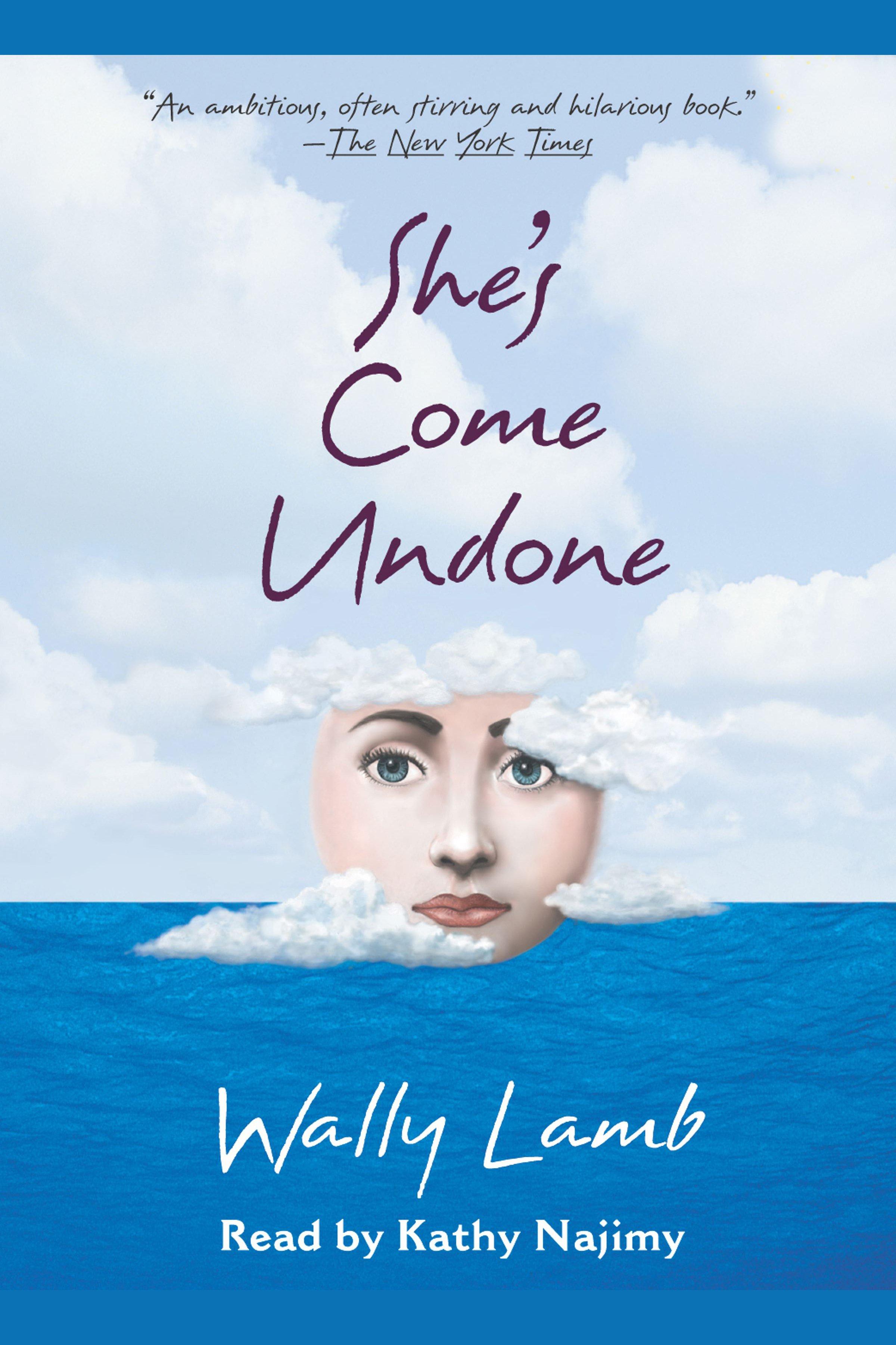 She's Come Undone cover image