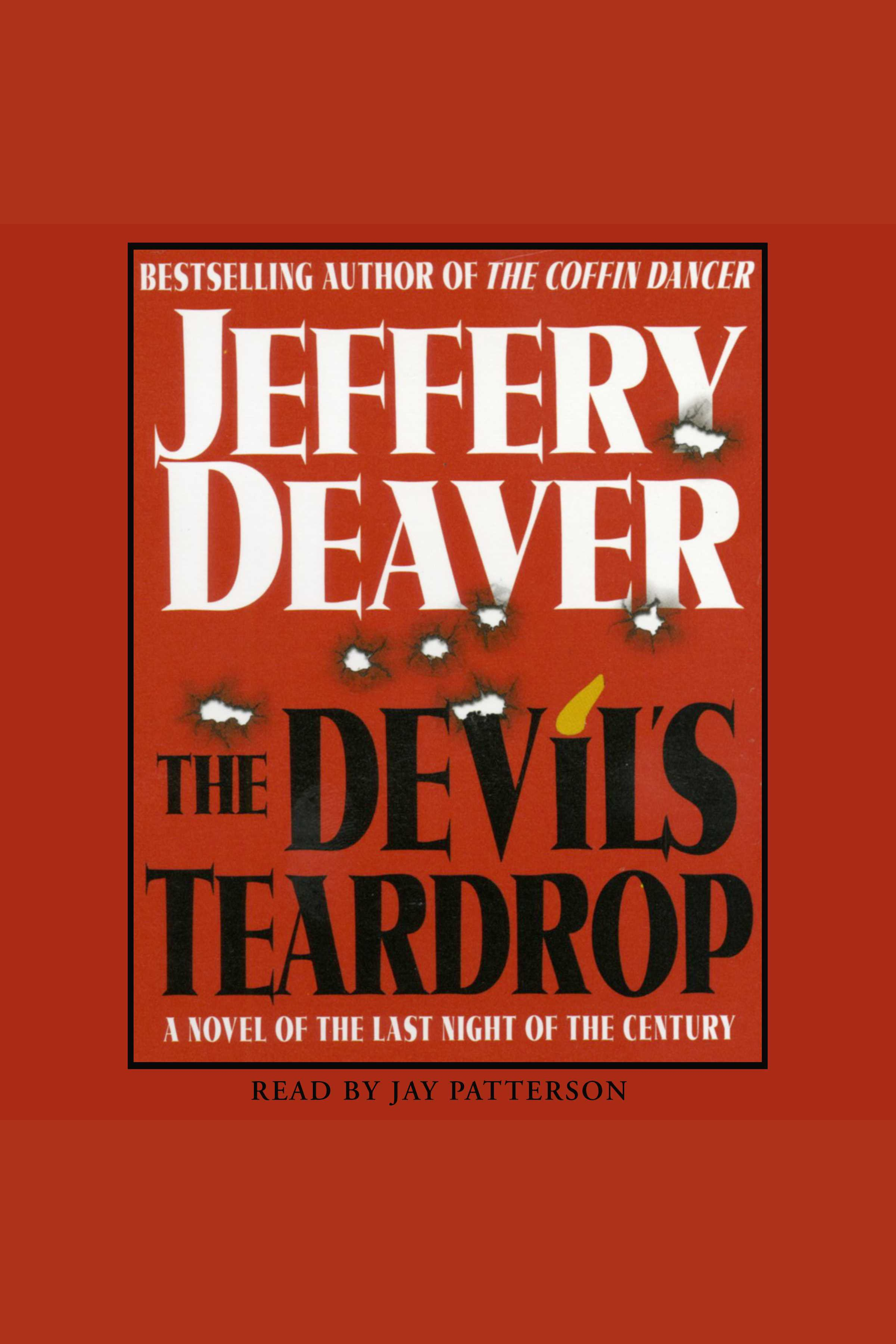 Devil's Teardrop A Novel of the Last Night of the Century cover image