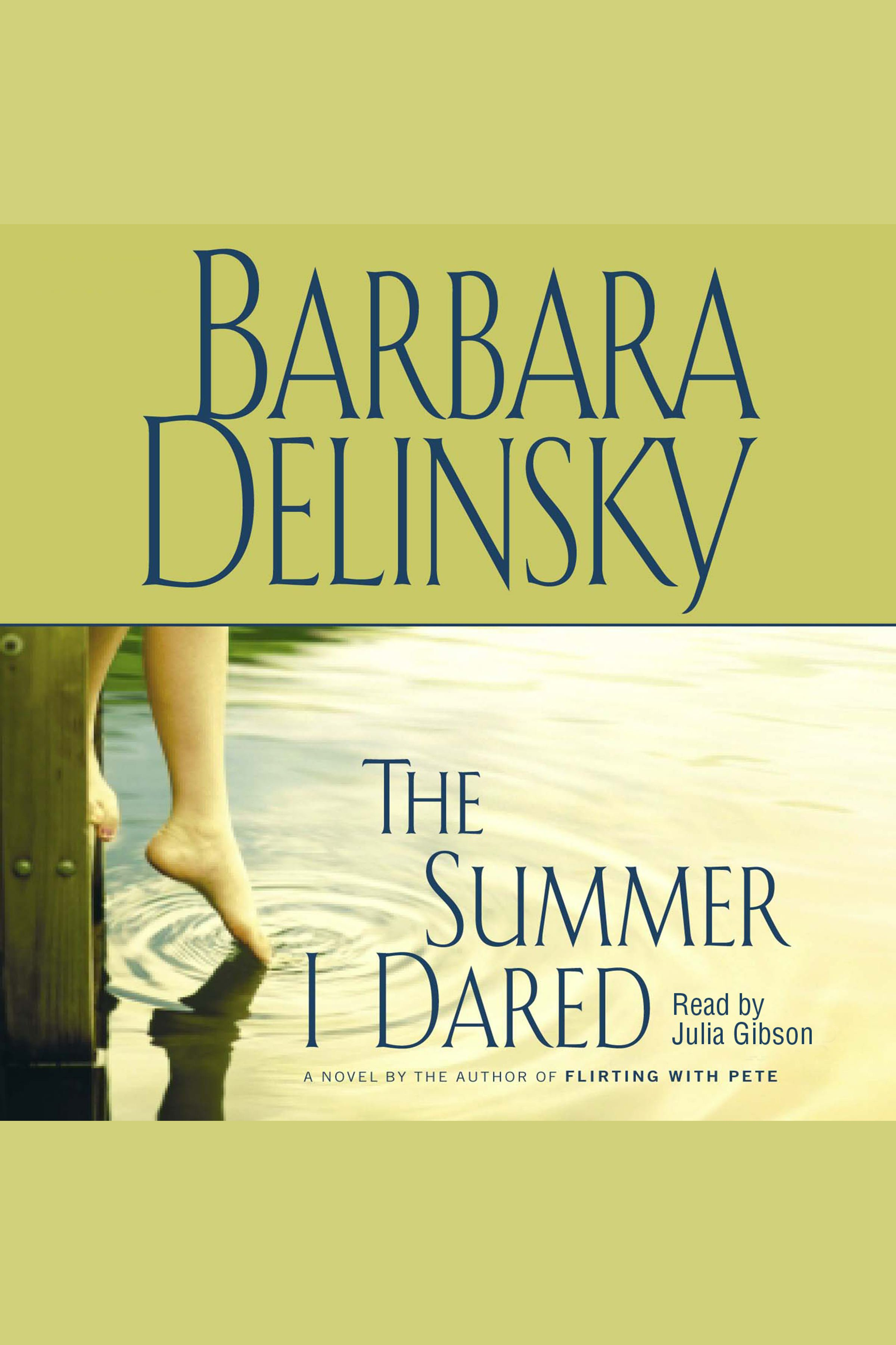 Summer I Dared cover image