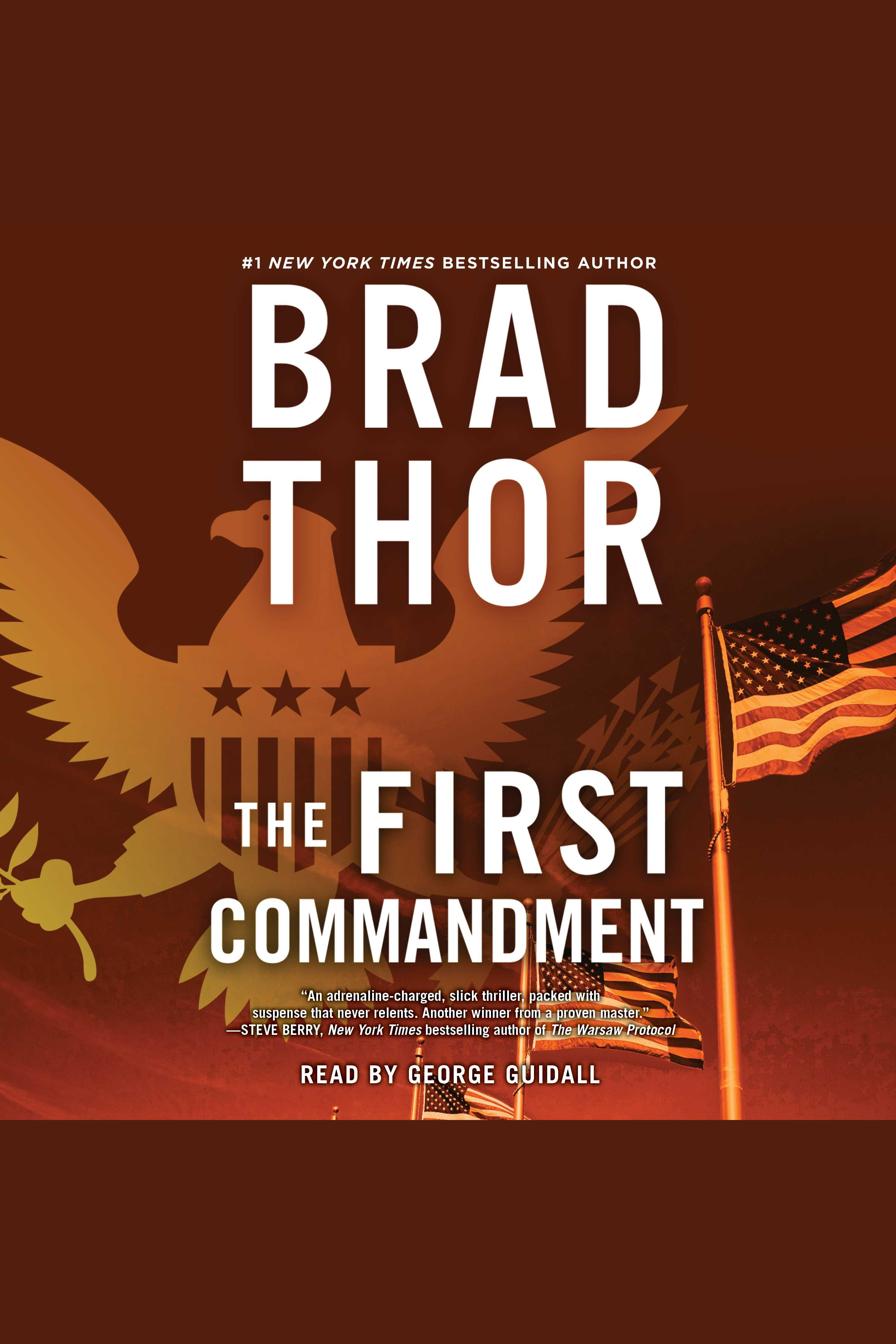 First Commandment cover image