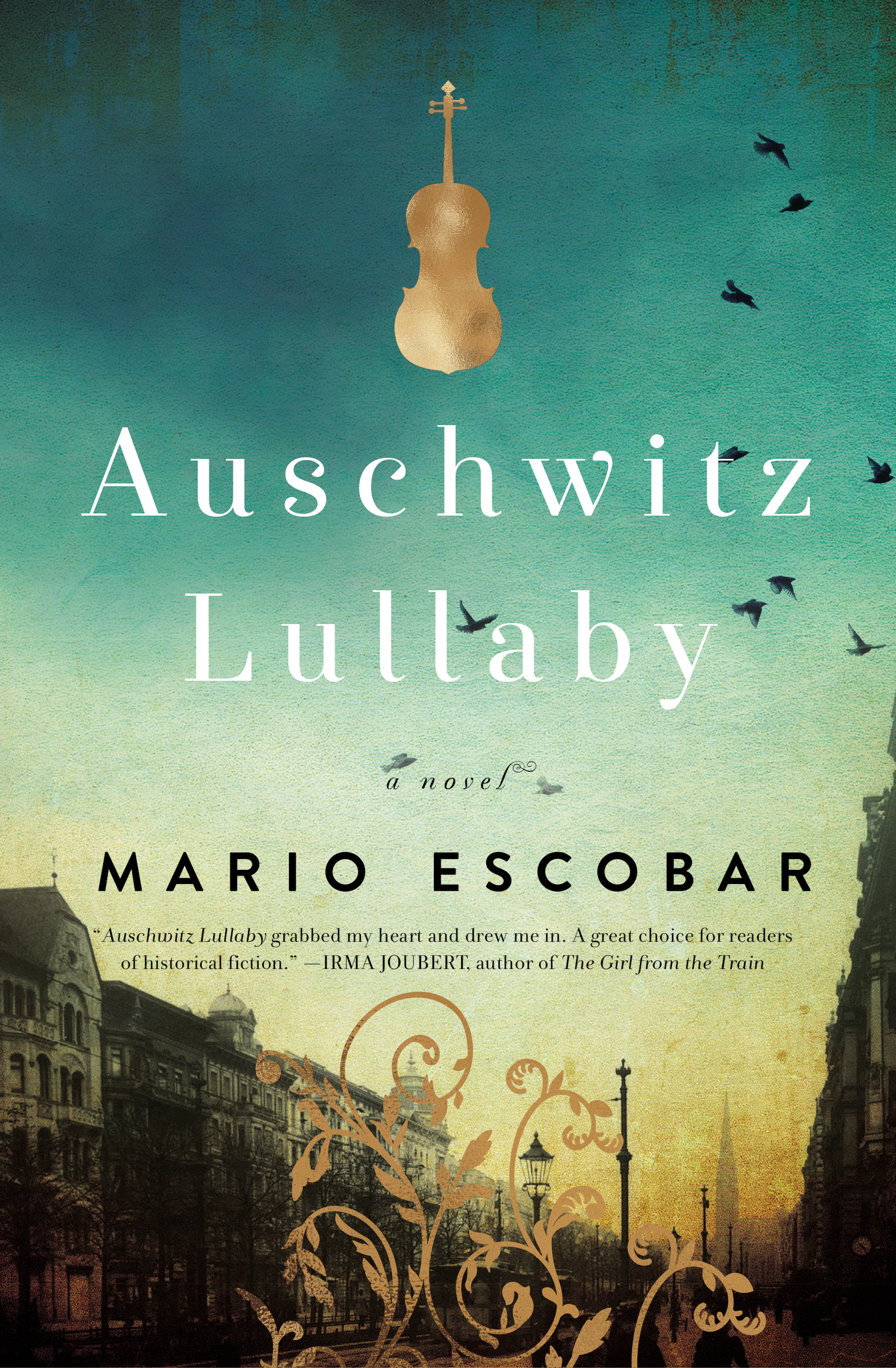 Auschwitz lullaby [electronic resource (downloadable eBook)] : a novel