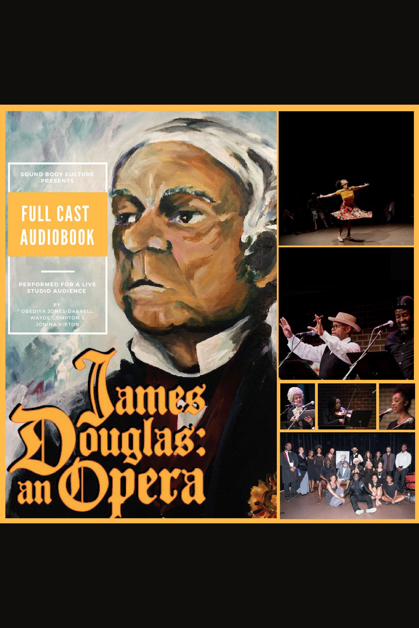 James Douglas An Opera cover image