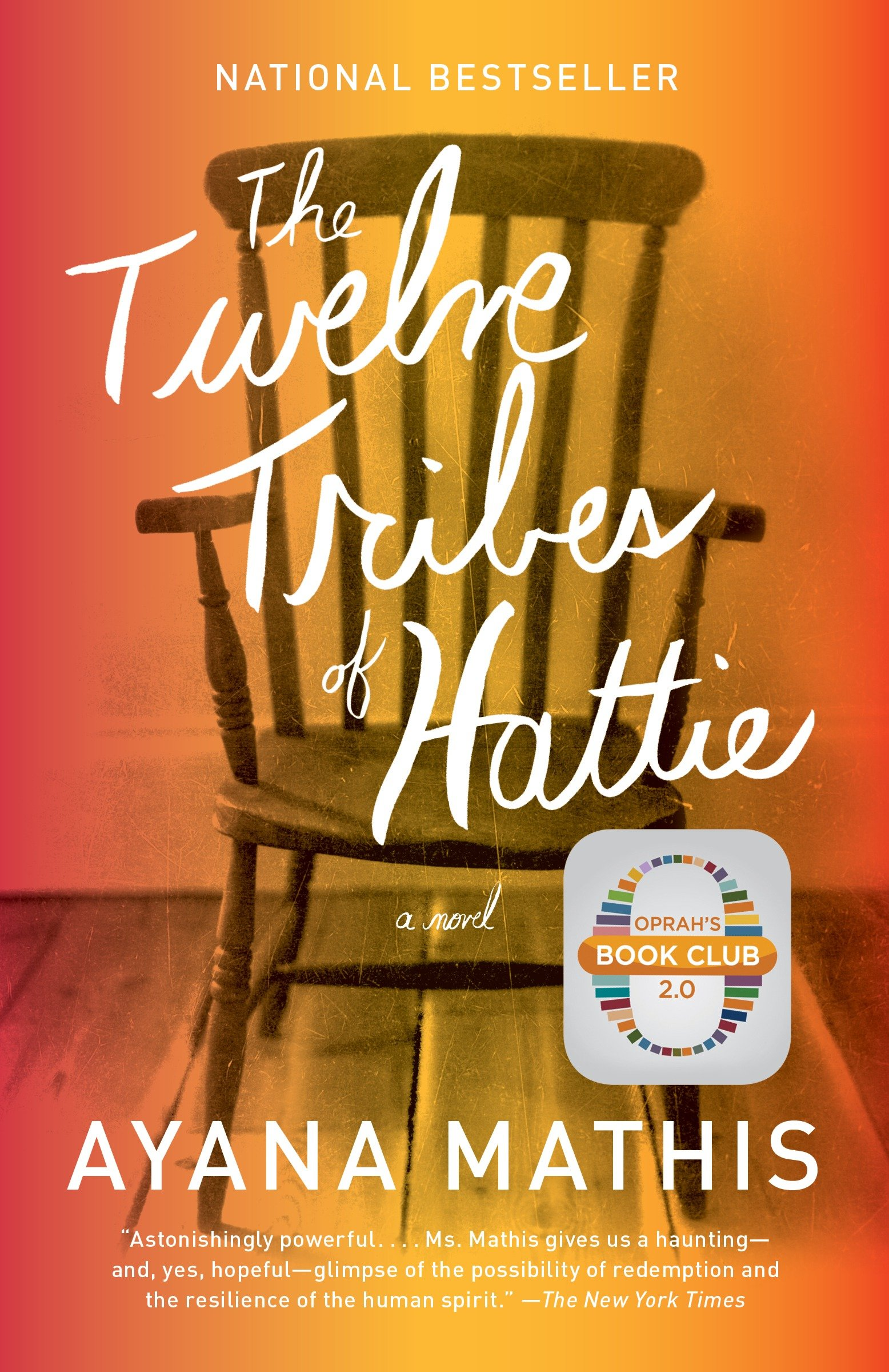 Cover image for The Twelve Tribes of Hattie [electronic resource] :