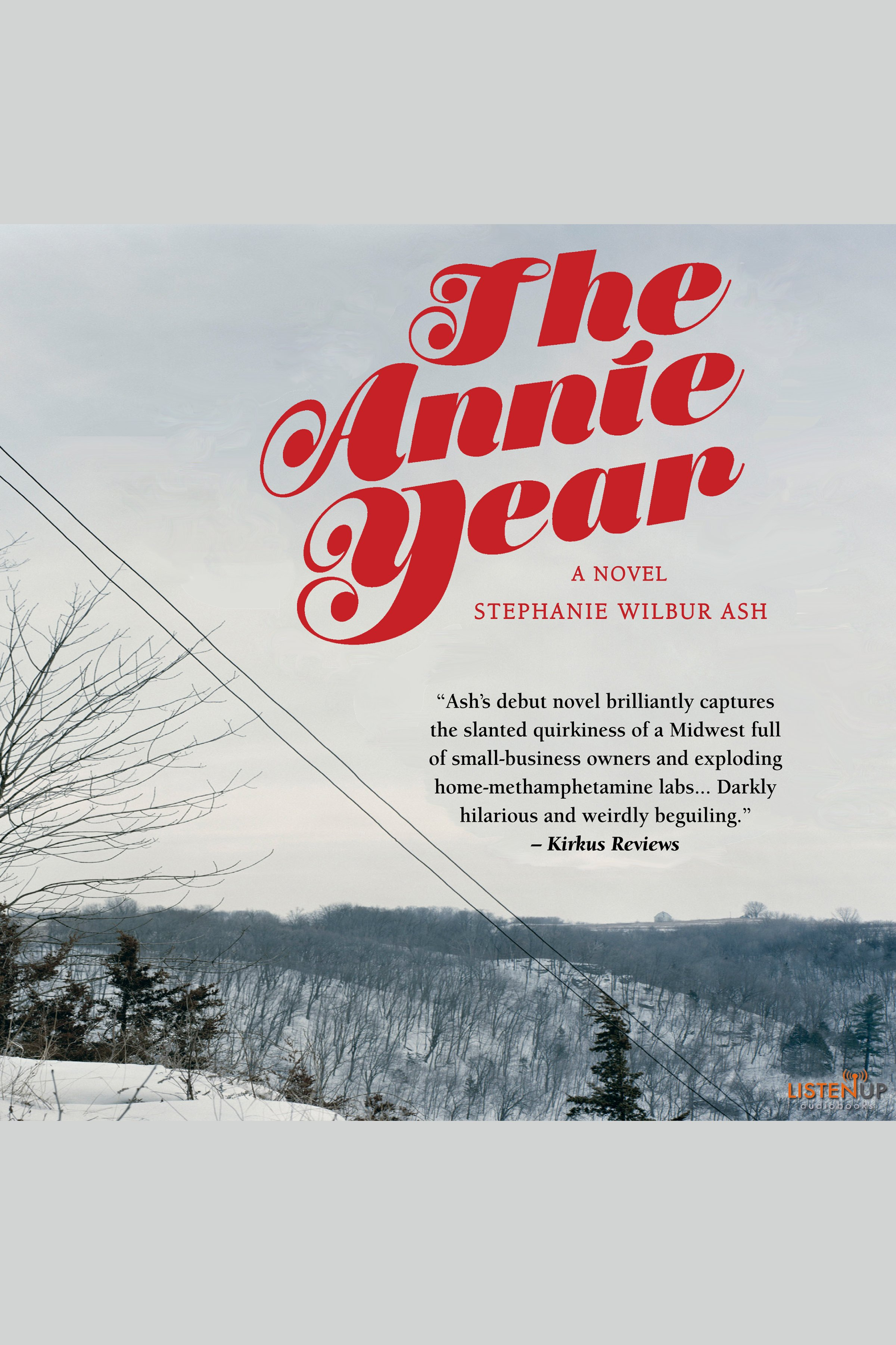 Annie Year, The cover image